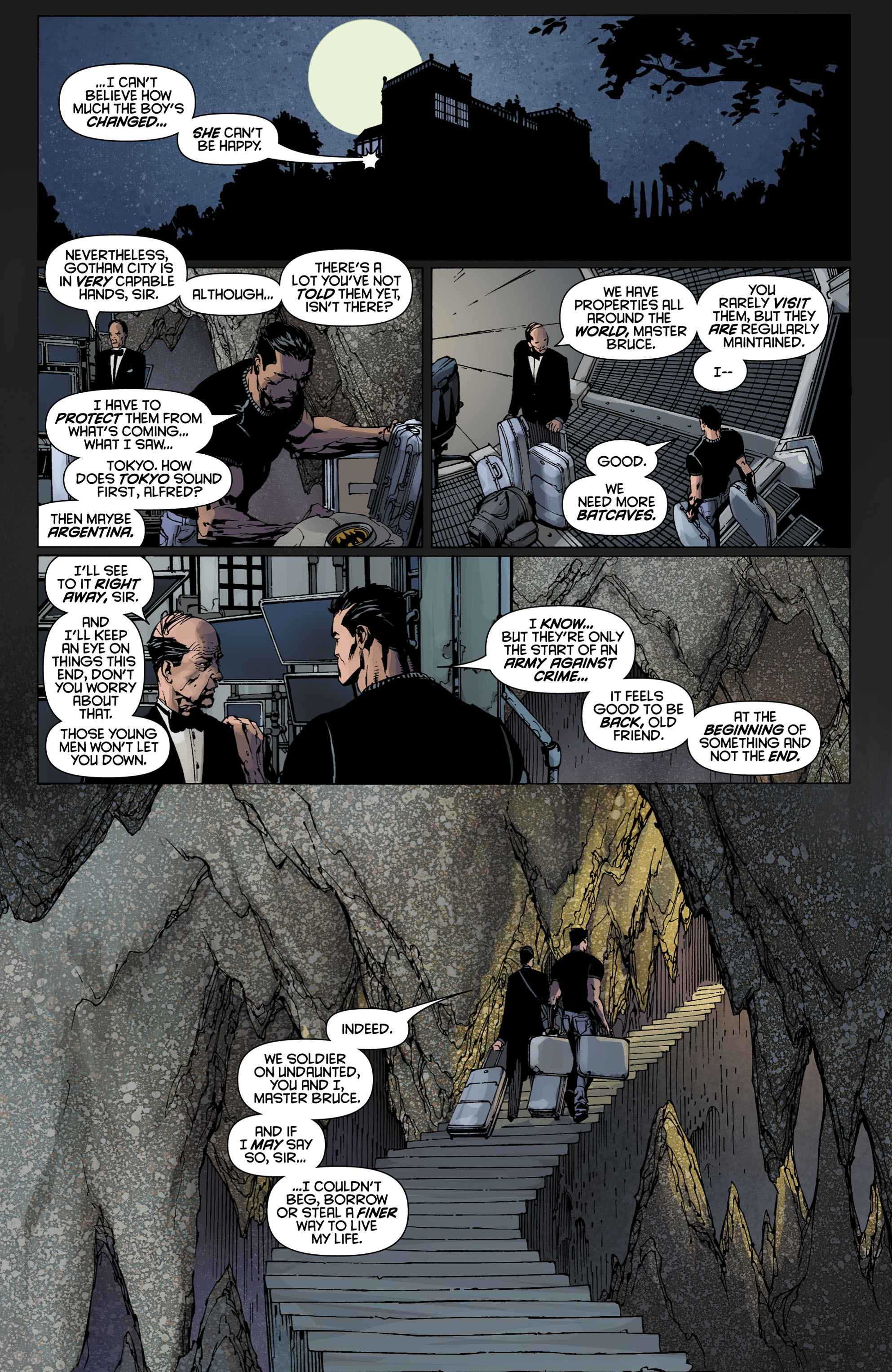 Read online Batman: The Return comic -  Issue # Full - 26