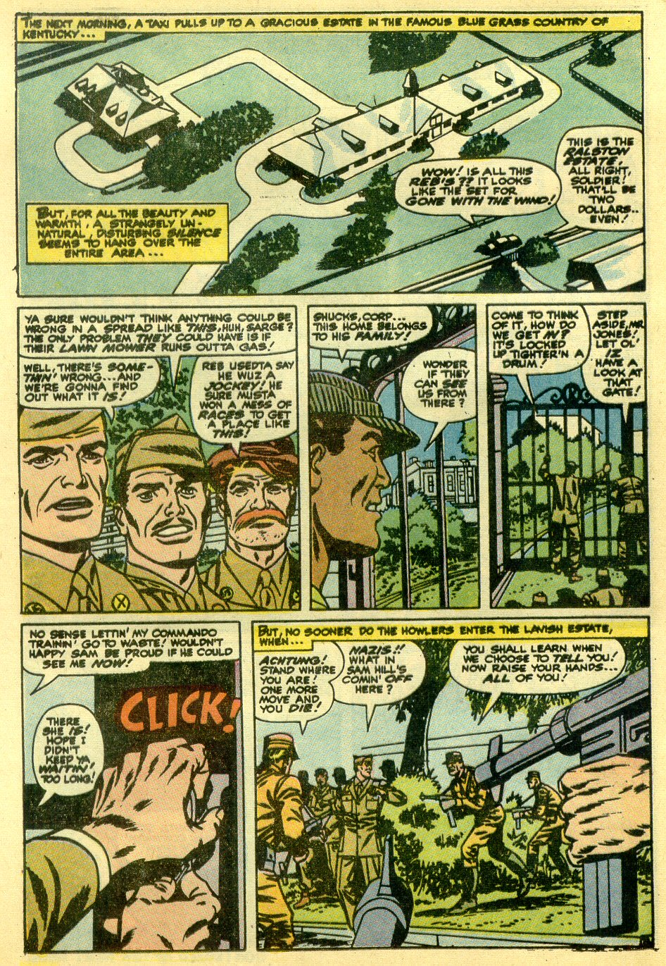 Read online Sgt. Fury comic -  Issue #82 - 13