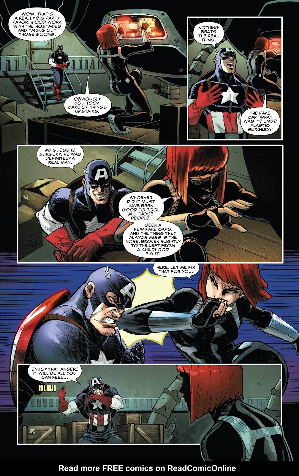 Read online Black Widow (2019) comic -  Issue #1 - 9