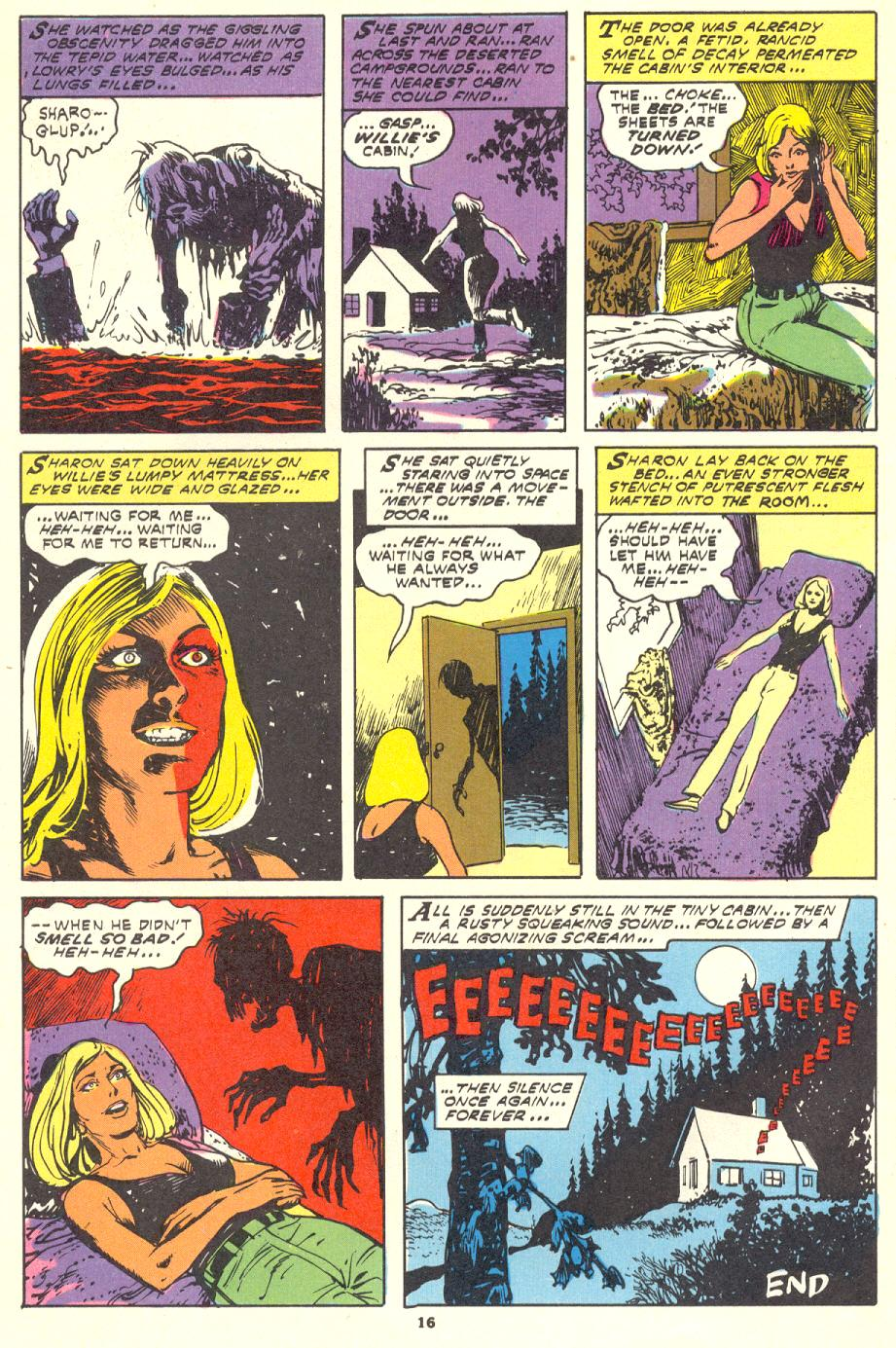 Read online Twisted Tales (1982) comic -  Issue #1 - 17