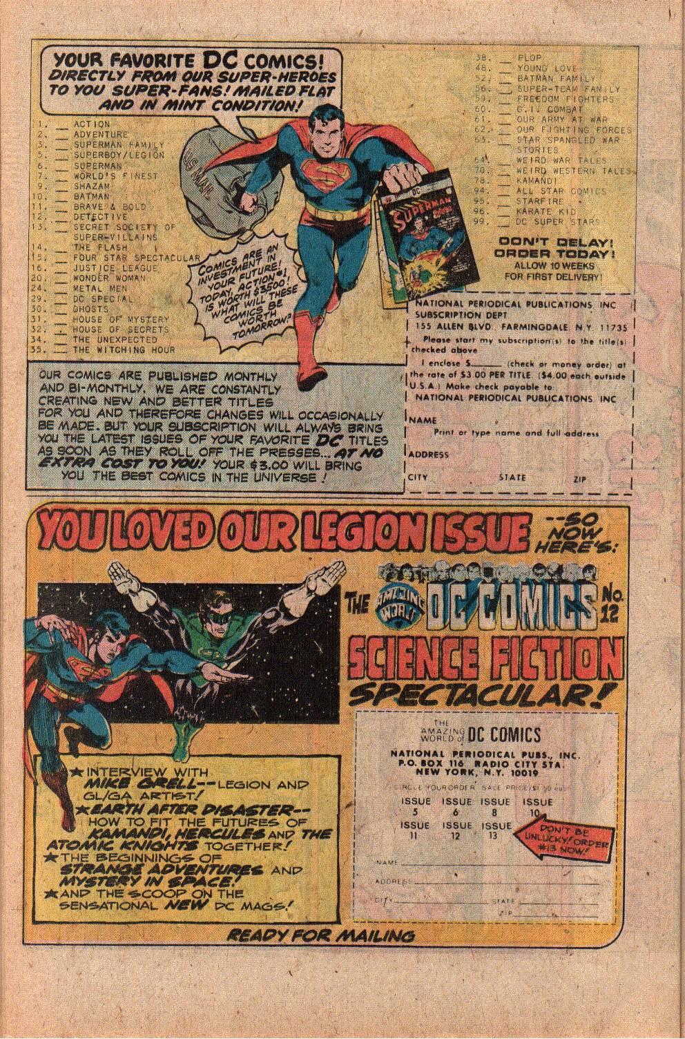 Read online Shazam! (1973) comic -  Issue #26 - 20