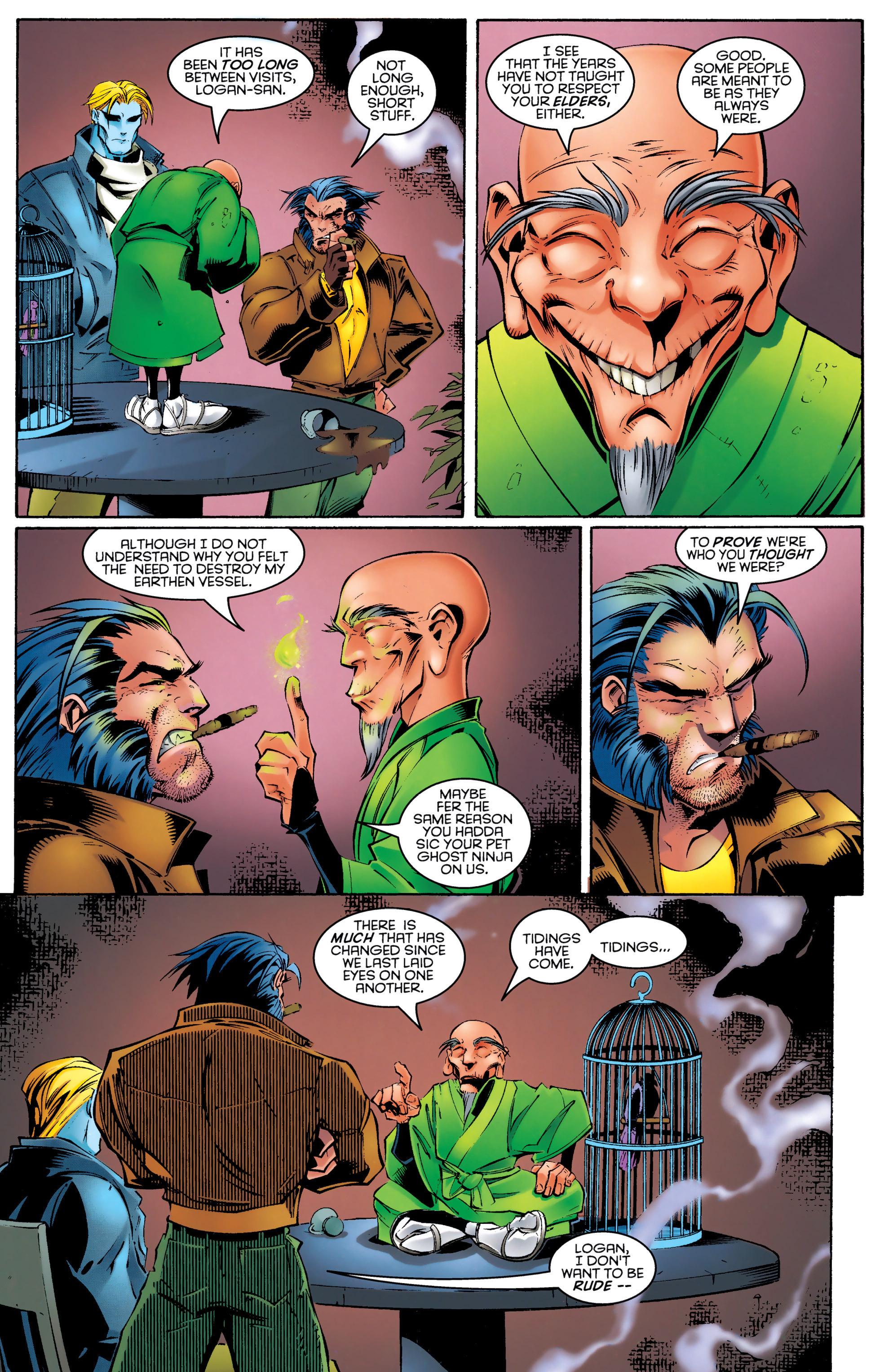 Read online Uncanny X-Men (1963) comic -  Issue #329 - 17