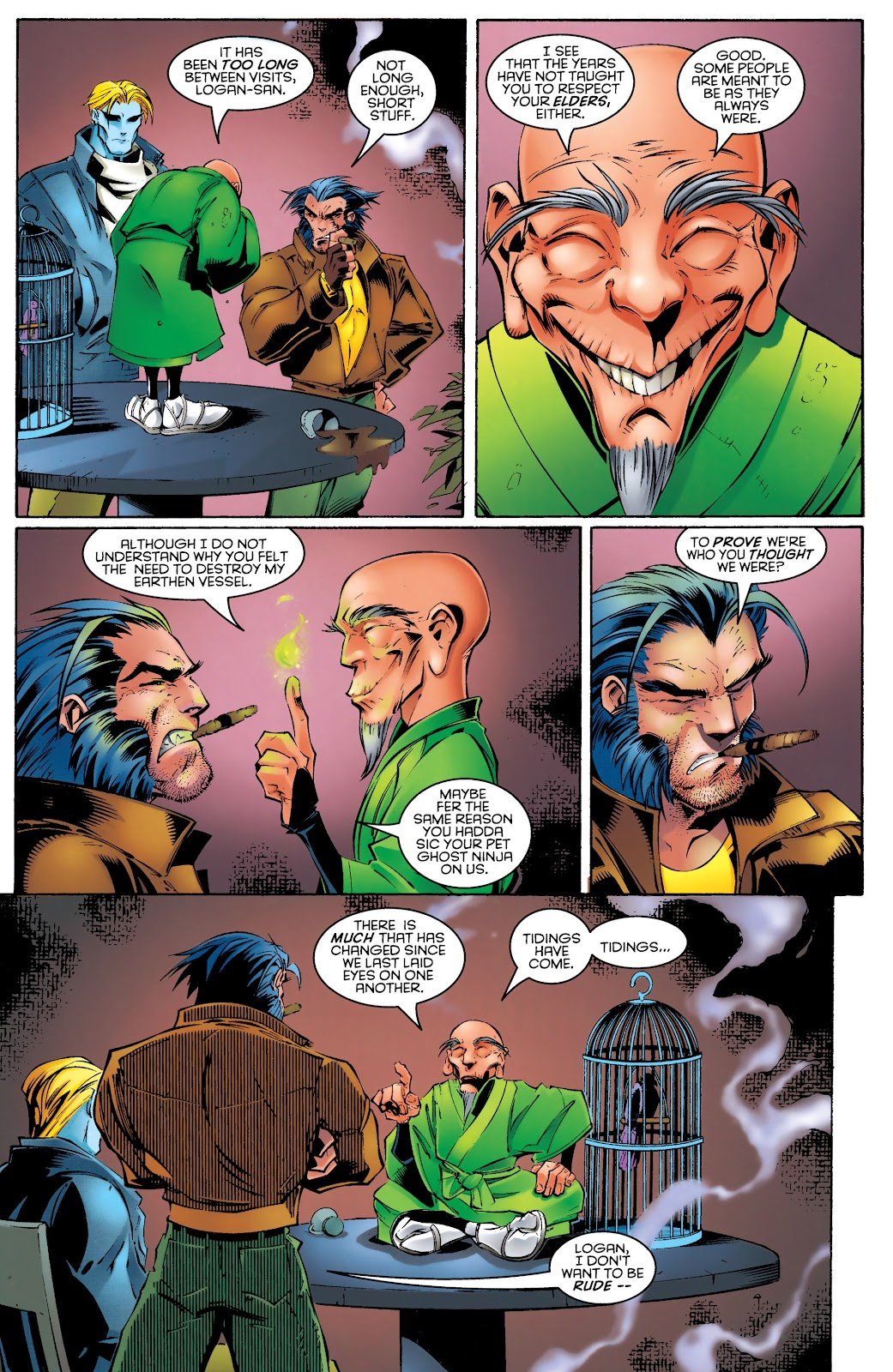 Uncanny X-Men (1963) issue 329 - Page 17