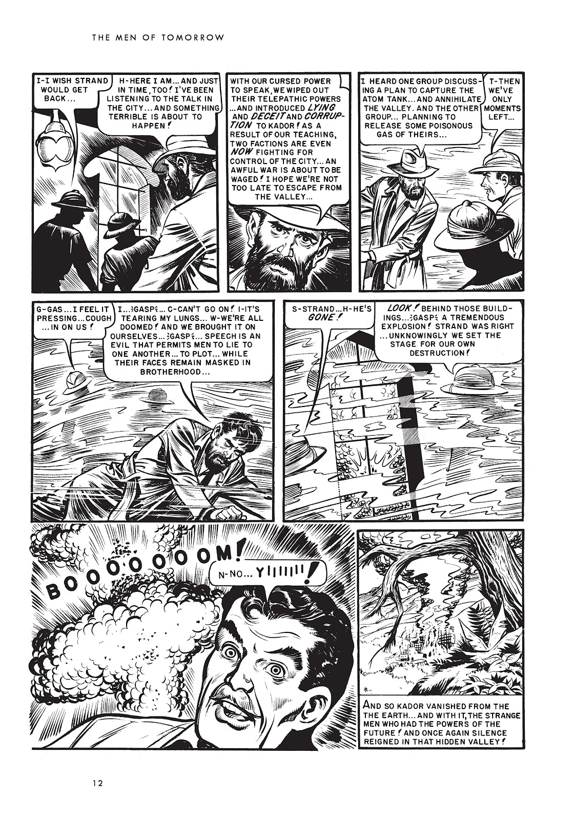 Read online The Martian Monster and Other Stories comic -  Issue # TPB (Part 1) - 27