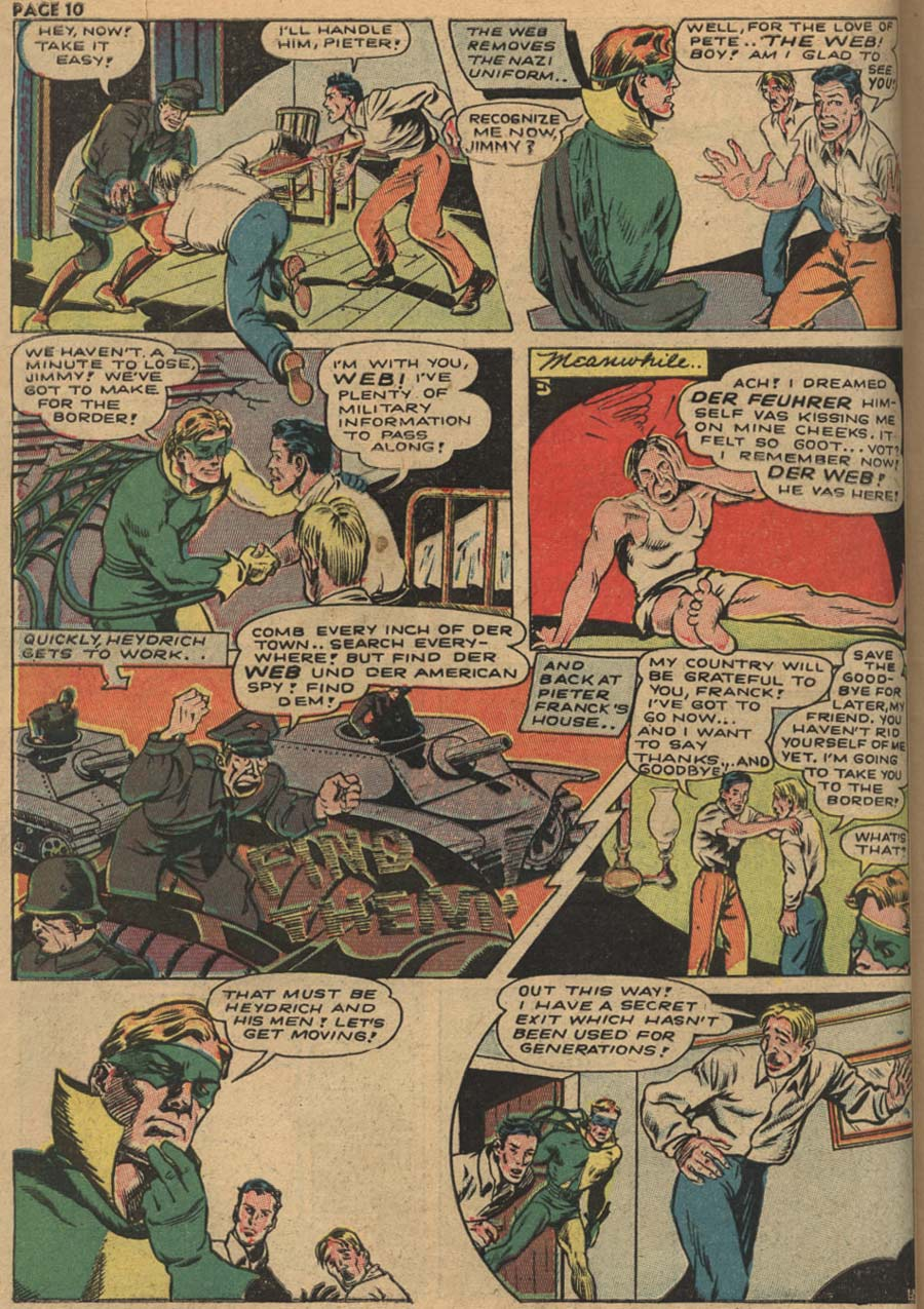 Zip Comics issue 31 - Page 10