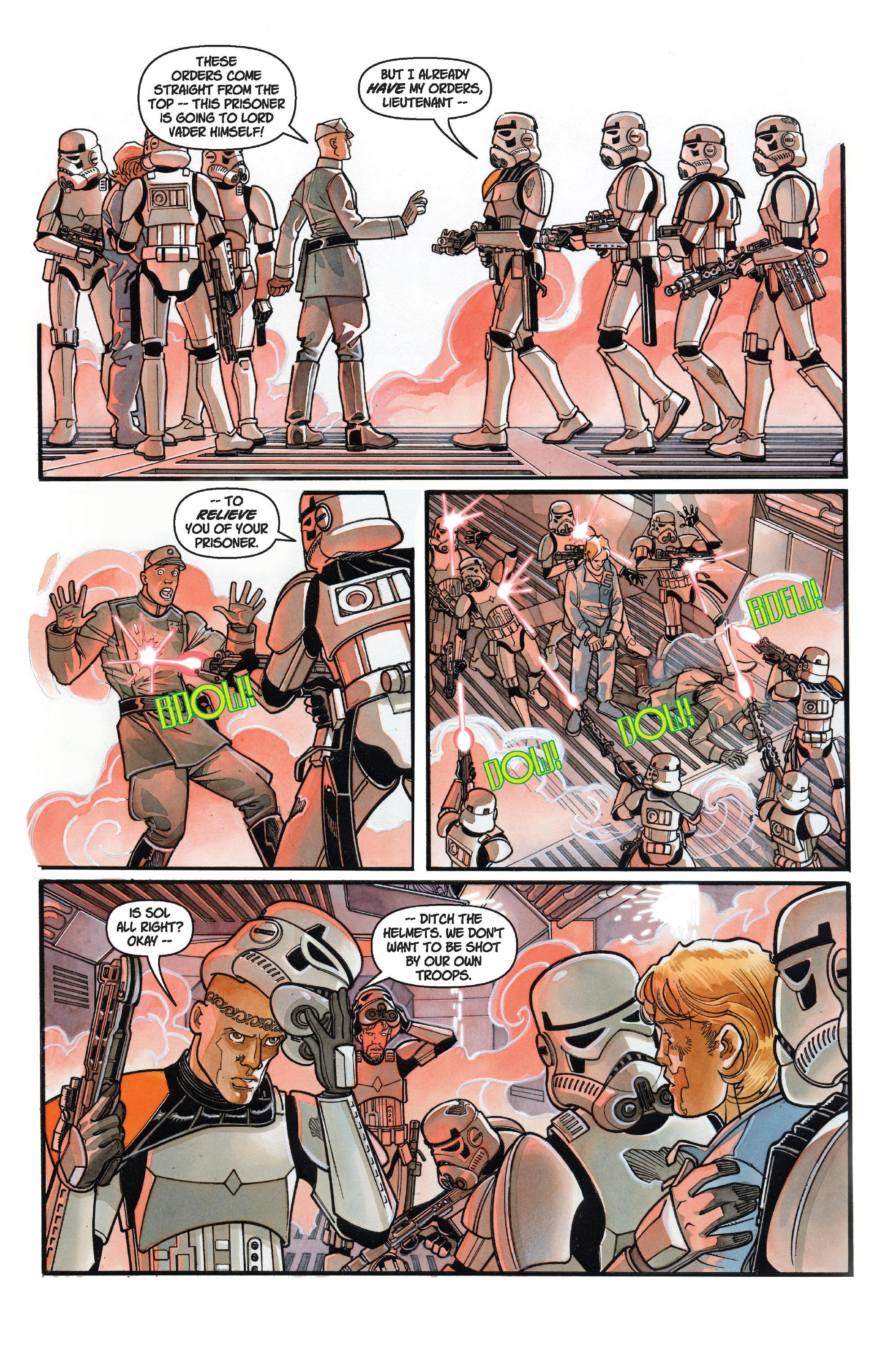 Read online Star Wars Omnibus comic -  Issue # Vol. 22 - 294