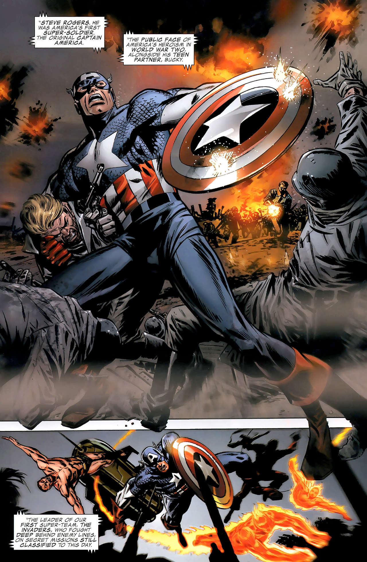 Captain America (1968) 600 Page 4