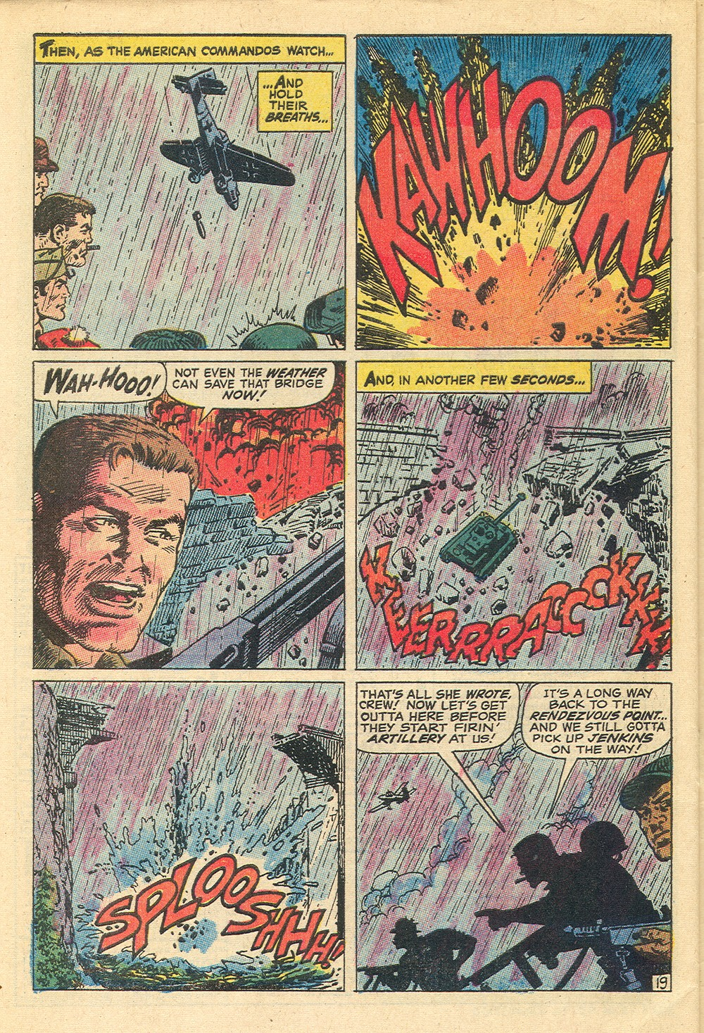 Read online Sgt. Fury comic -  Issue #71 - 32