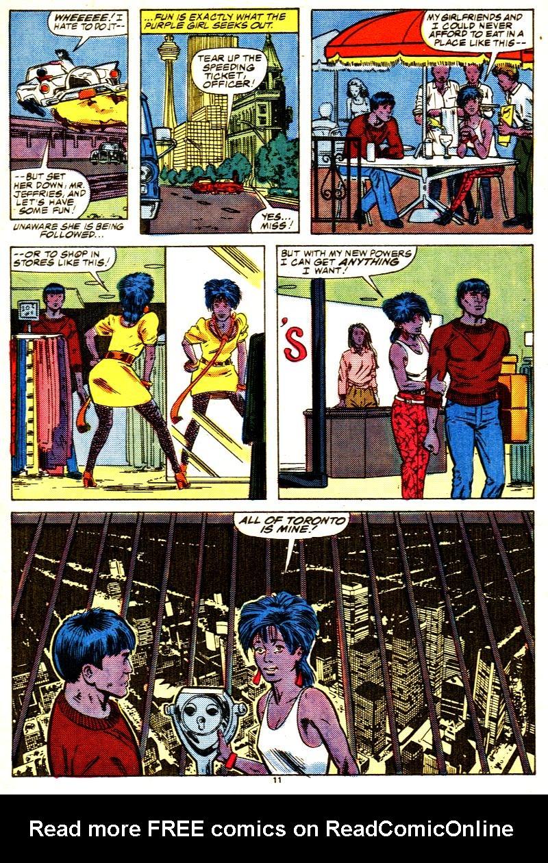 Read online Alpha Flight (1983) comic -  Issue #42 - 12