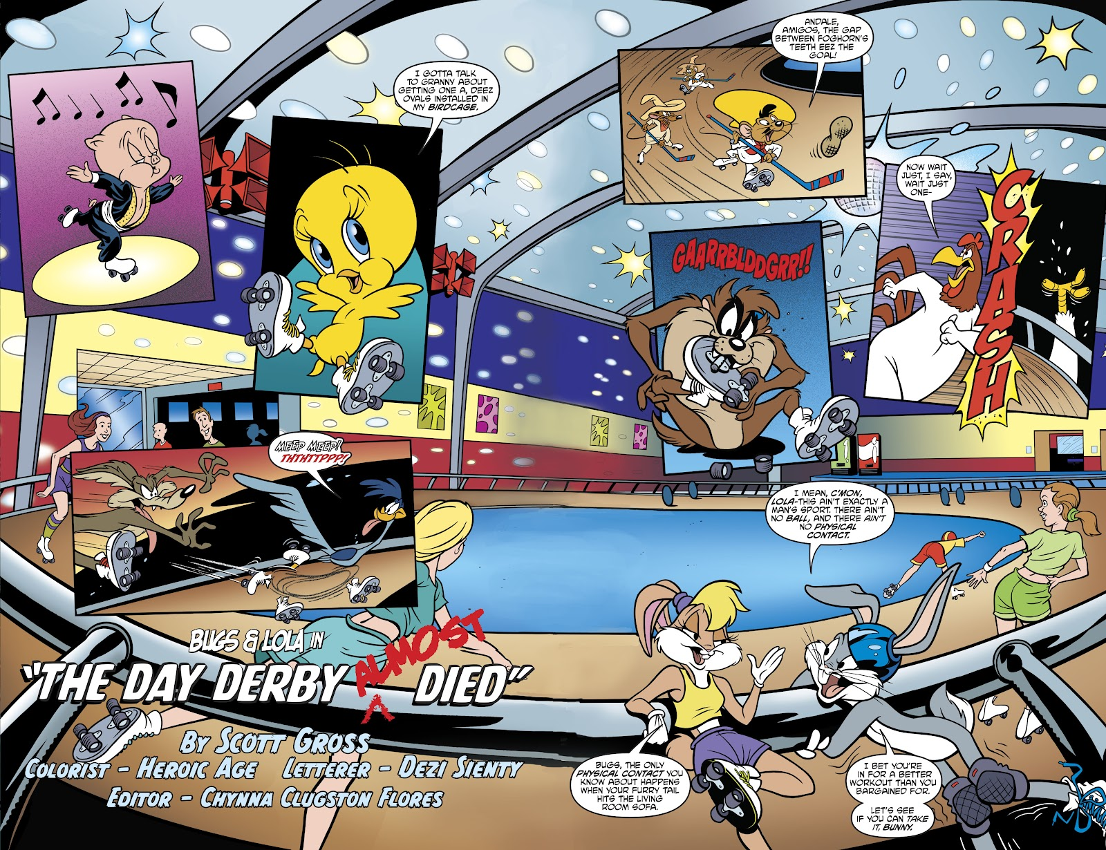 Looney Tunes (1994) issue 250 - Page 15