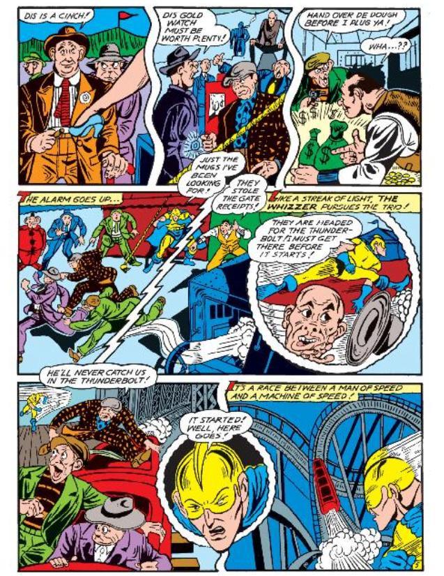Read online All-Winners Comics comic -  Issue #5 - 35