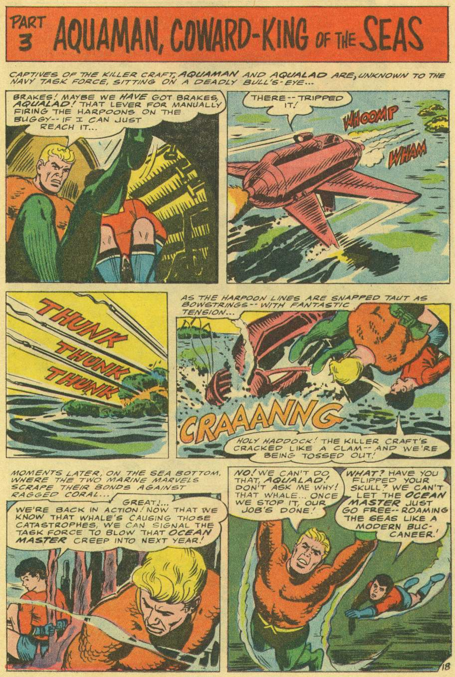 Read online Aquaman (1962) comic -  Issue #29 - 25