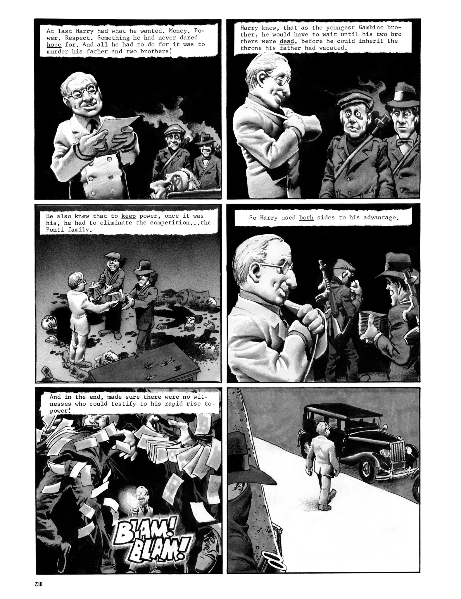 Read online Eerie Archives comic -  Issue # TPB 13 - 231