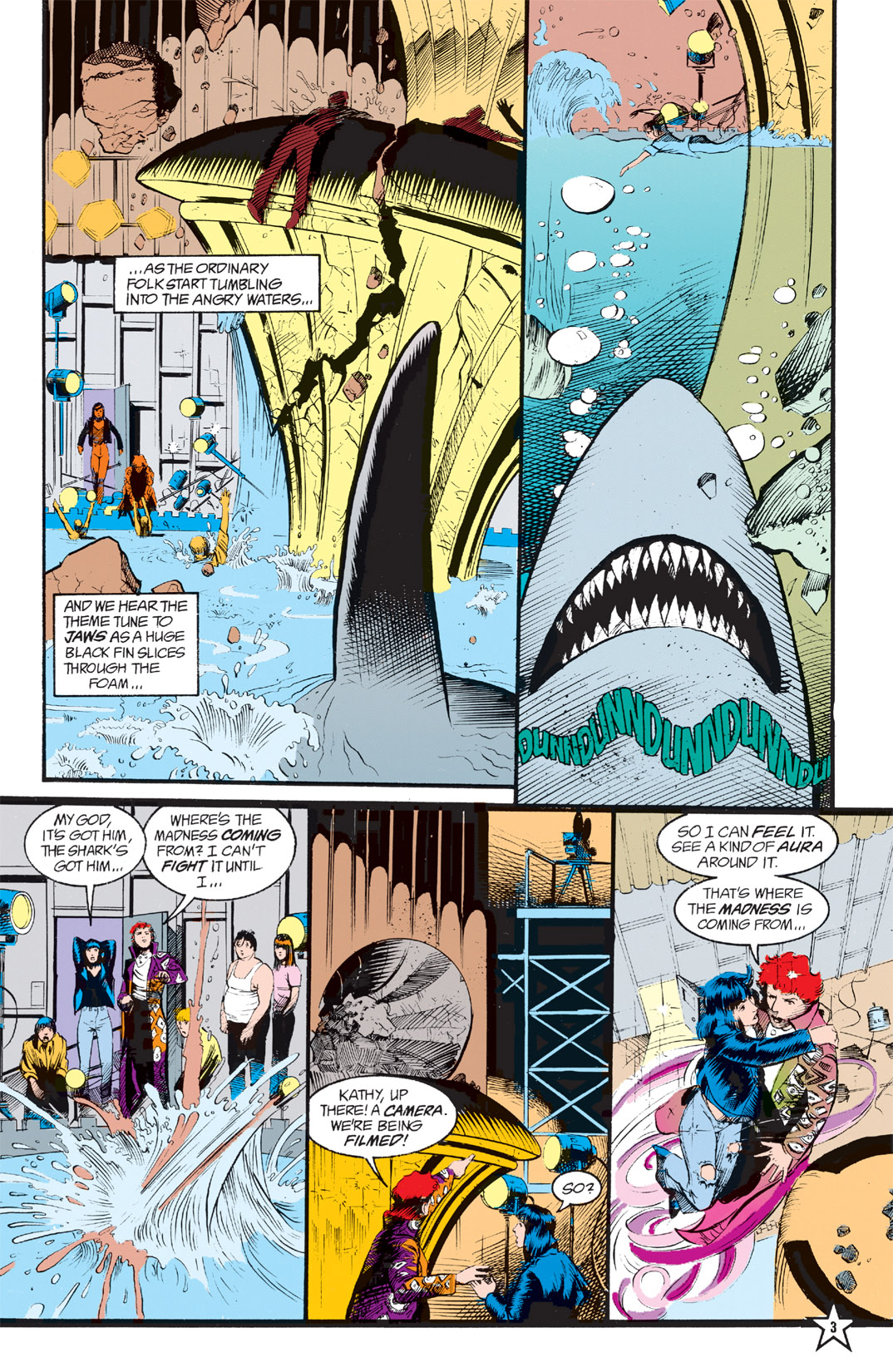 Read online Shade, the Changing Man comic -  Issue #6 - 5