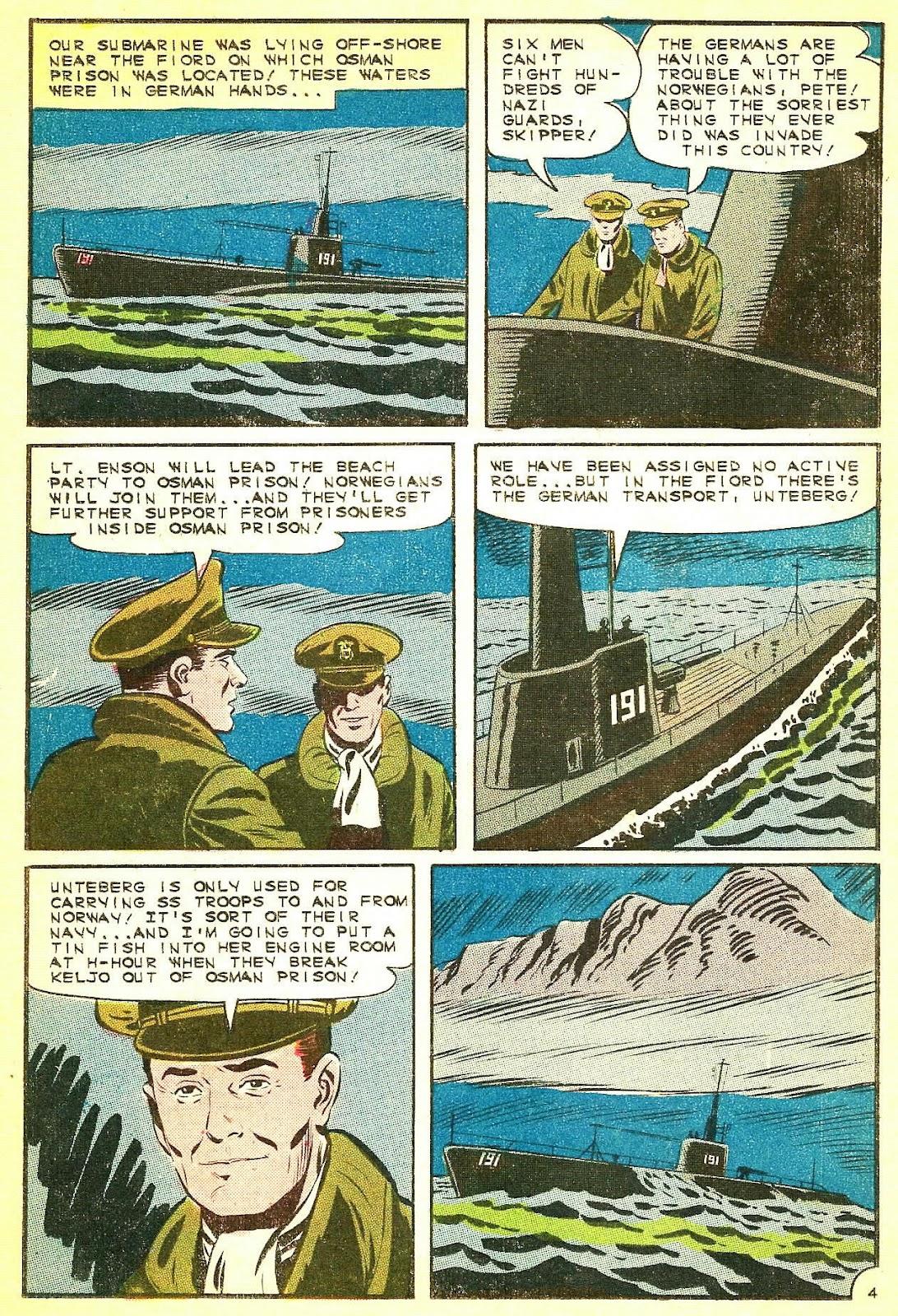 Read online Fightin' Navy comic -  Issue #124 - 18