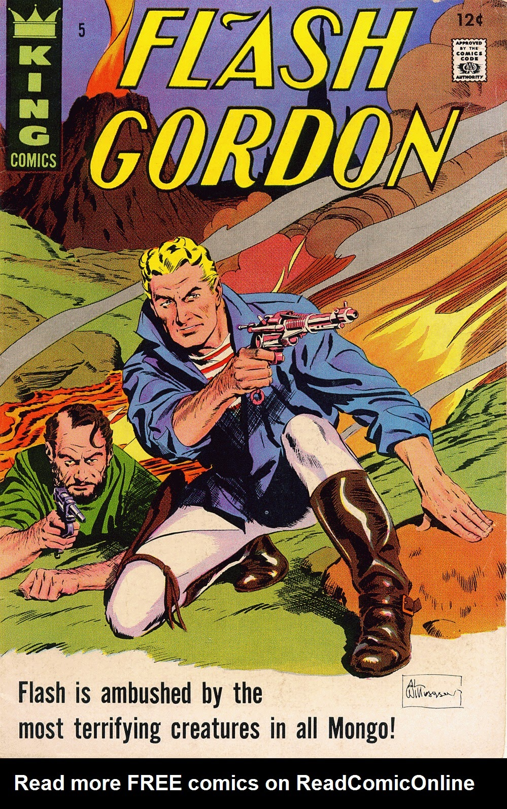 Flash Gordon (1966) issue 5 - Page 1