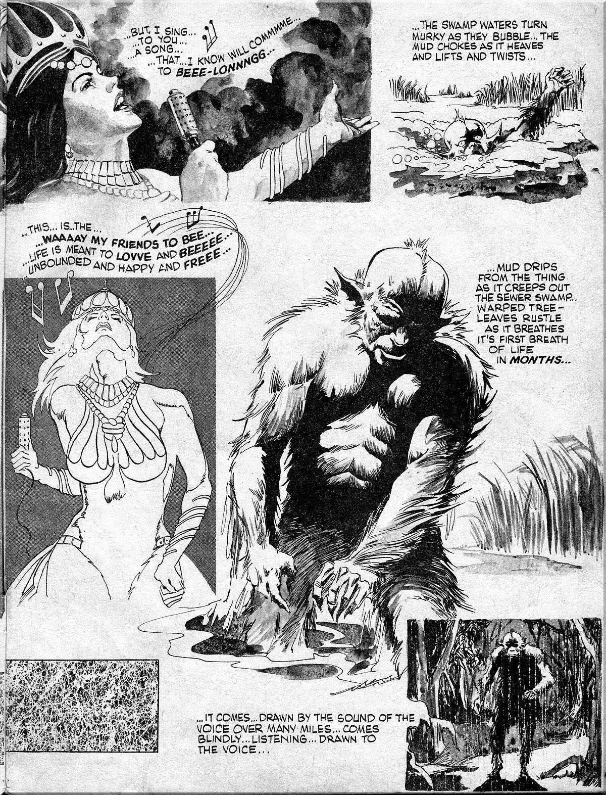 Nightmare (1970) issue 10 - Page 7