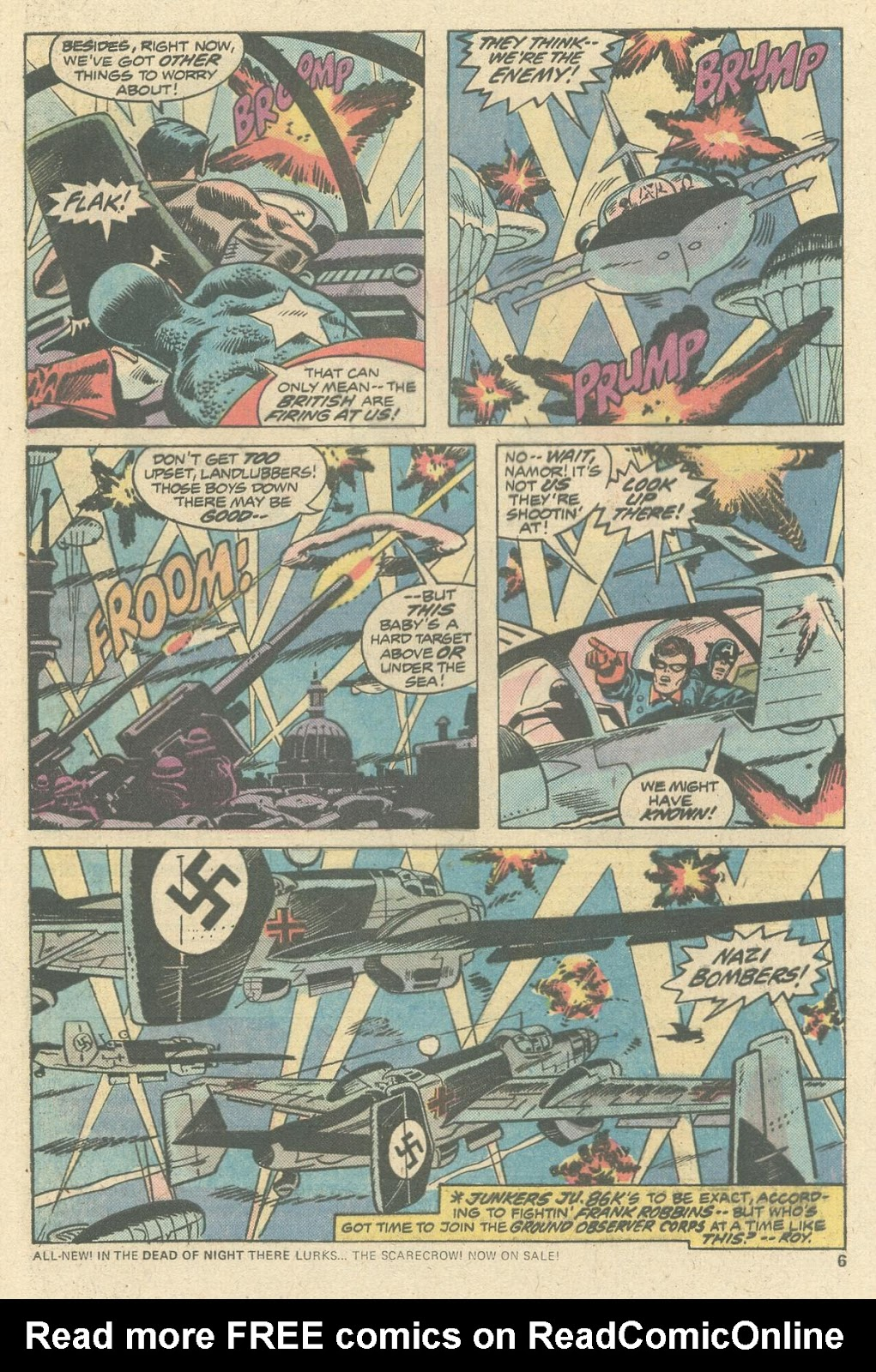 The Invaders (1975) issue 1 - Page 6