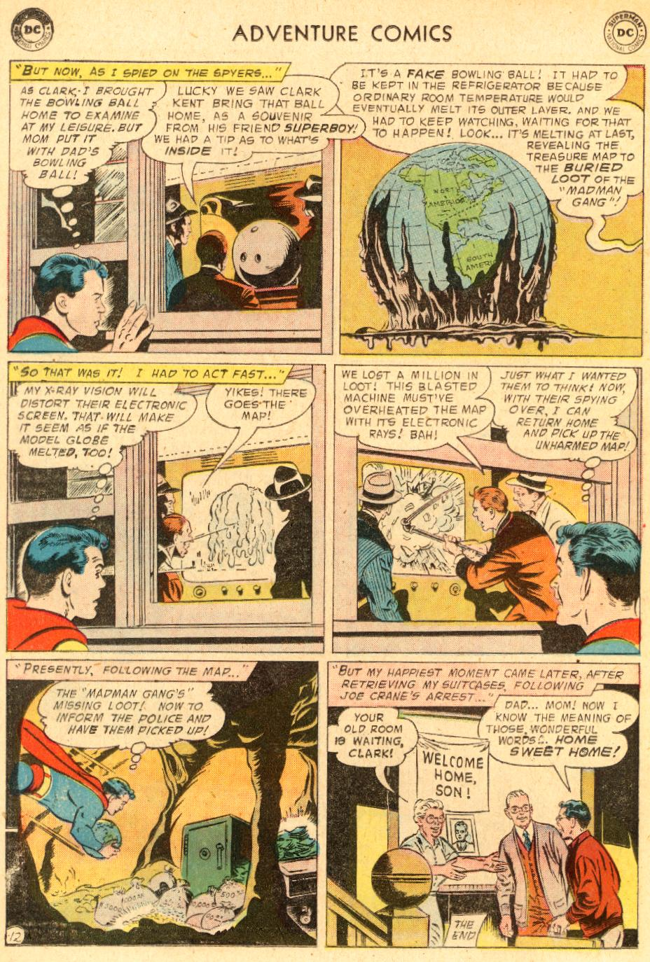 Read online Adventure Comics (1938) comic -  Issue #249 - 14