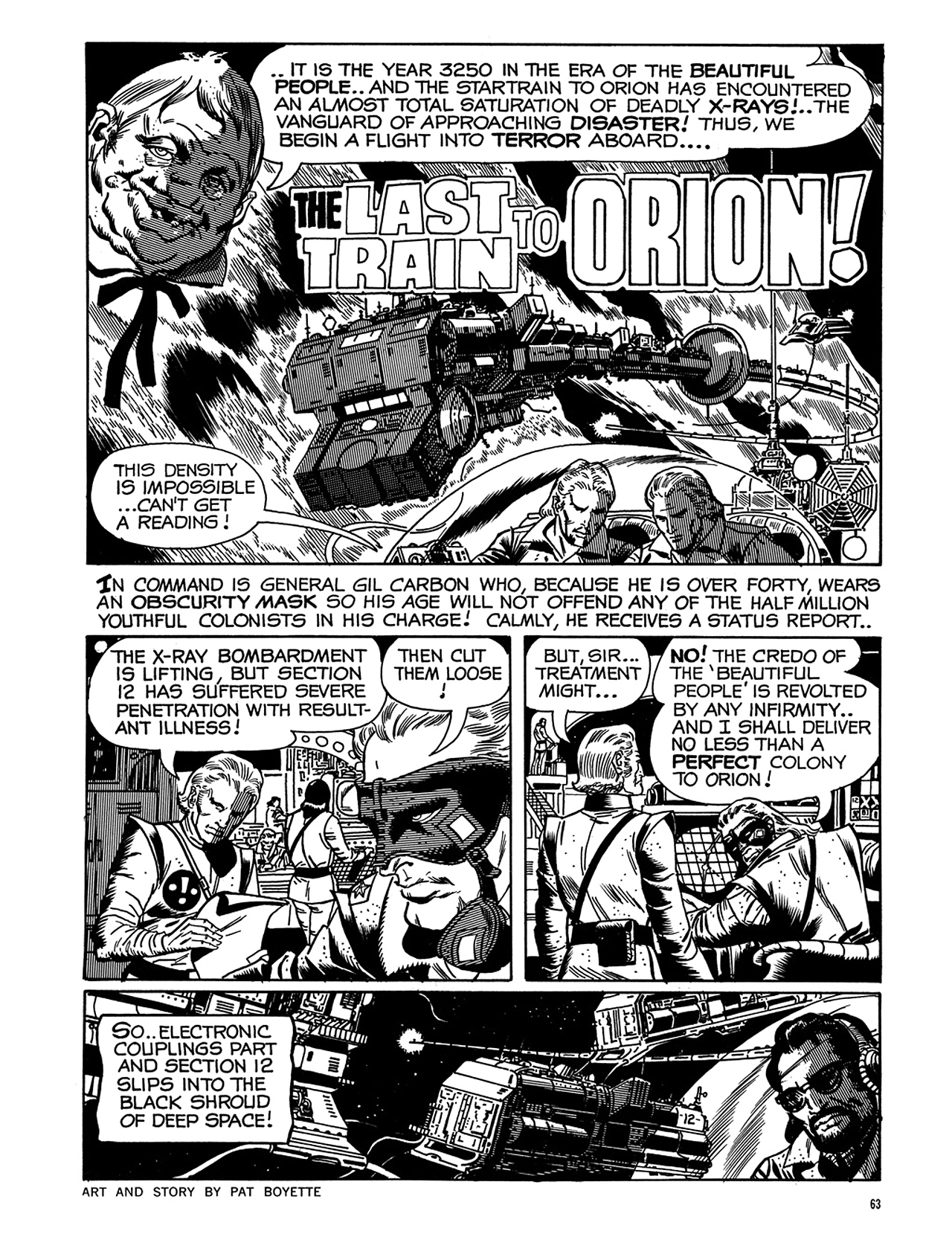 Read online Eerie Archives comic -  Issue # TPB 6 - 64