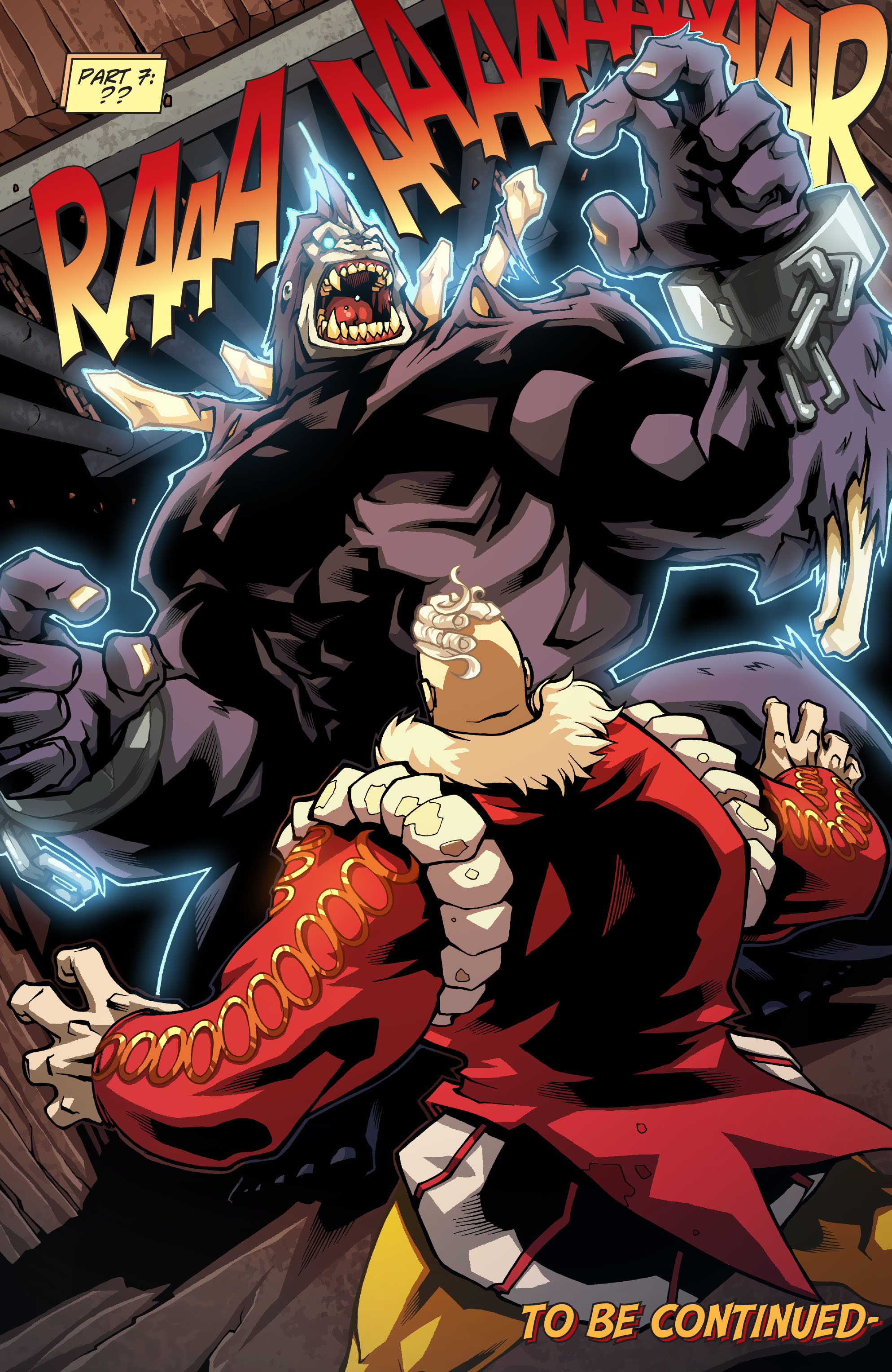 Read online Skullkickers comic -  Issue #8 - 22