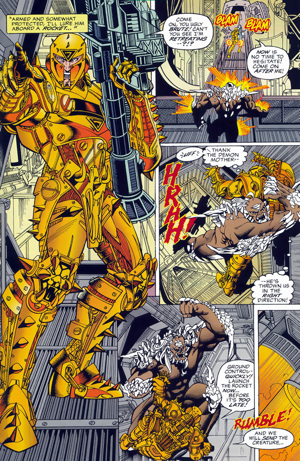 Read online Doomsday Annual comic -  Issue # Full - 29