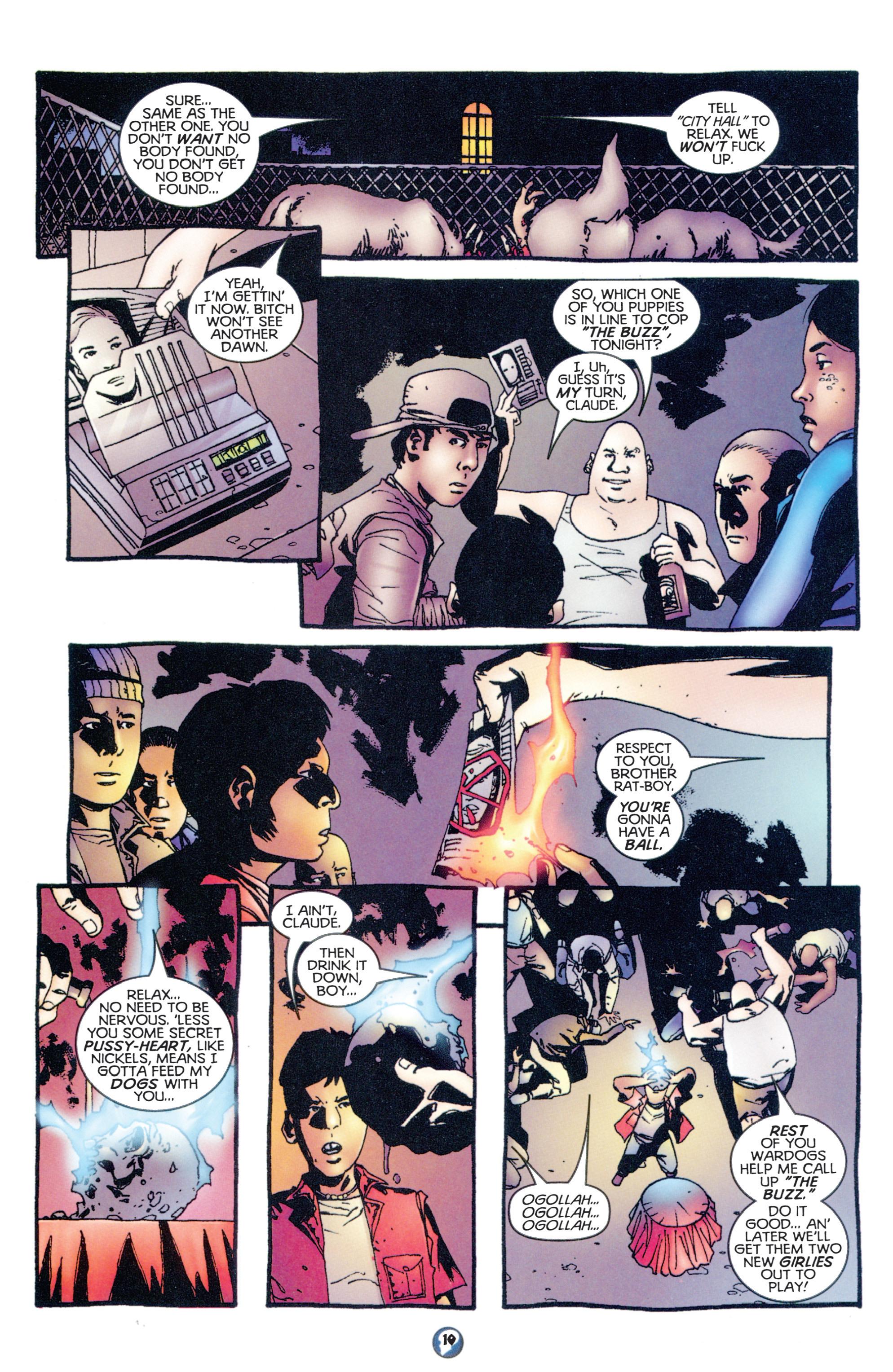 Read online Shadowman (1997) comic -  Issue #10 - 9