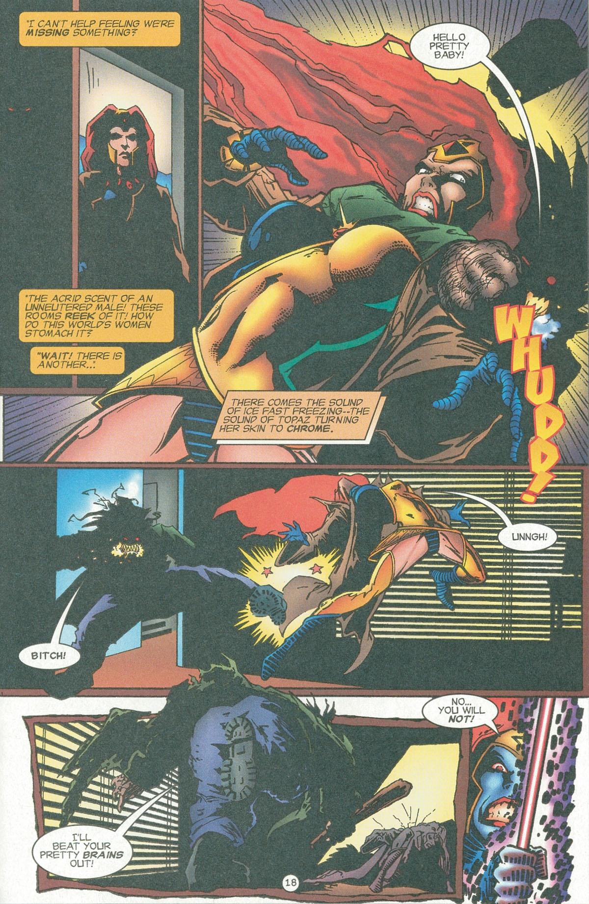 Read online UltraForce (1995) comic -  Issue #6 - 20