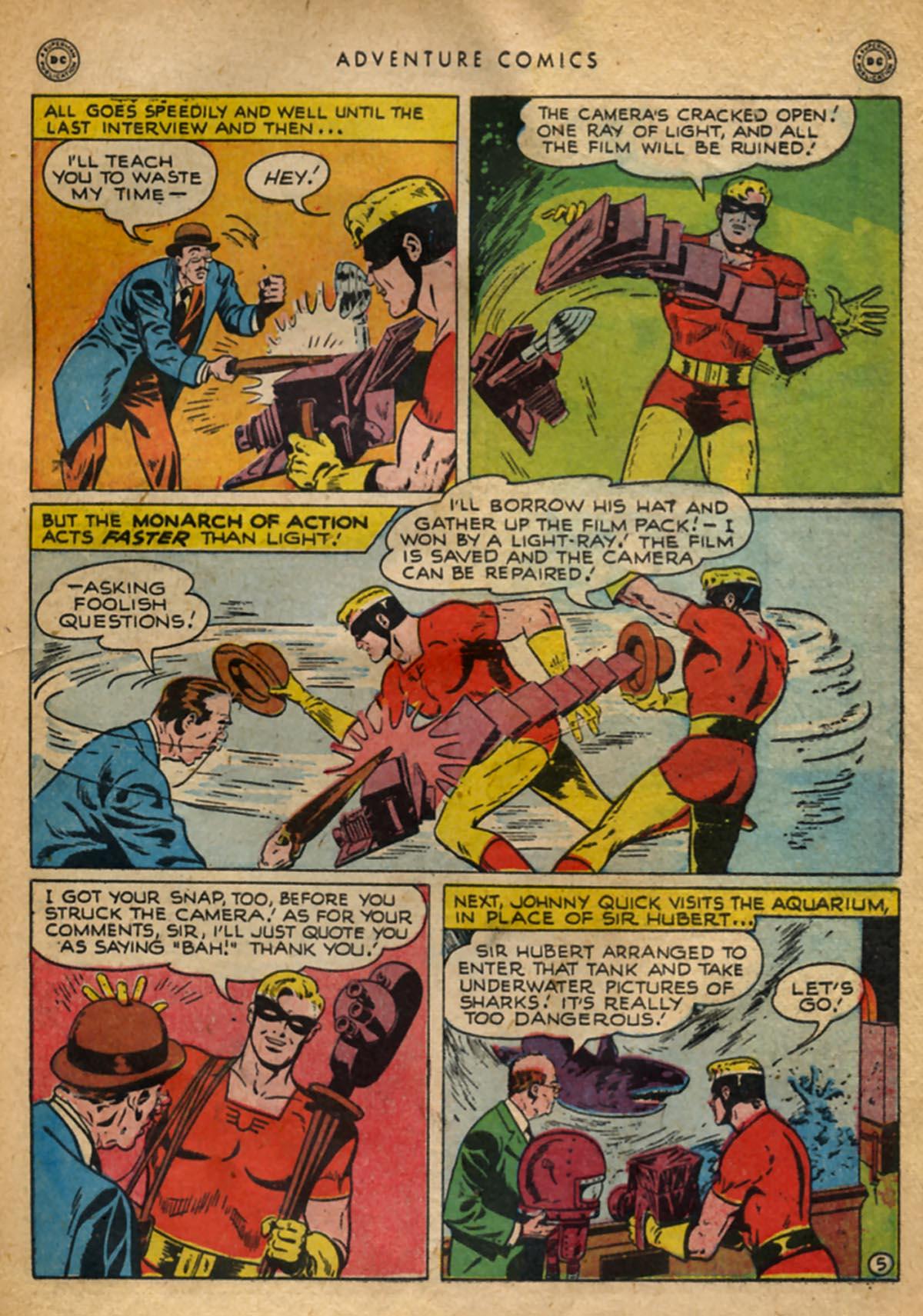 Read online Adventure Comics (1938) comic -  Issue #141 - 45