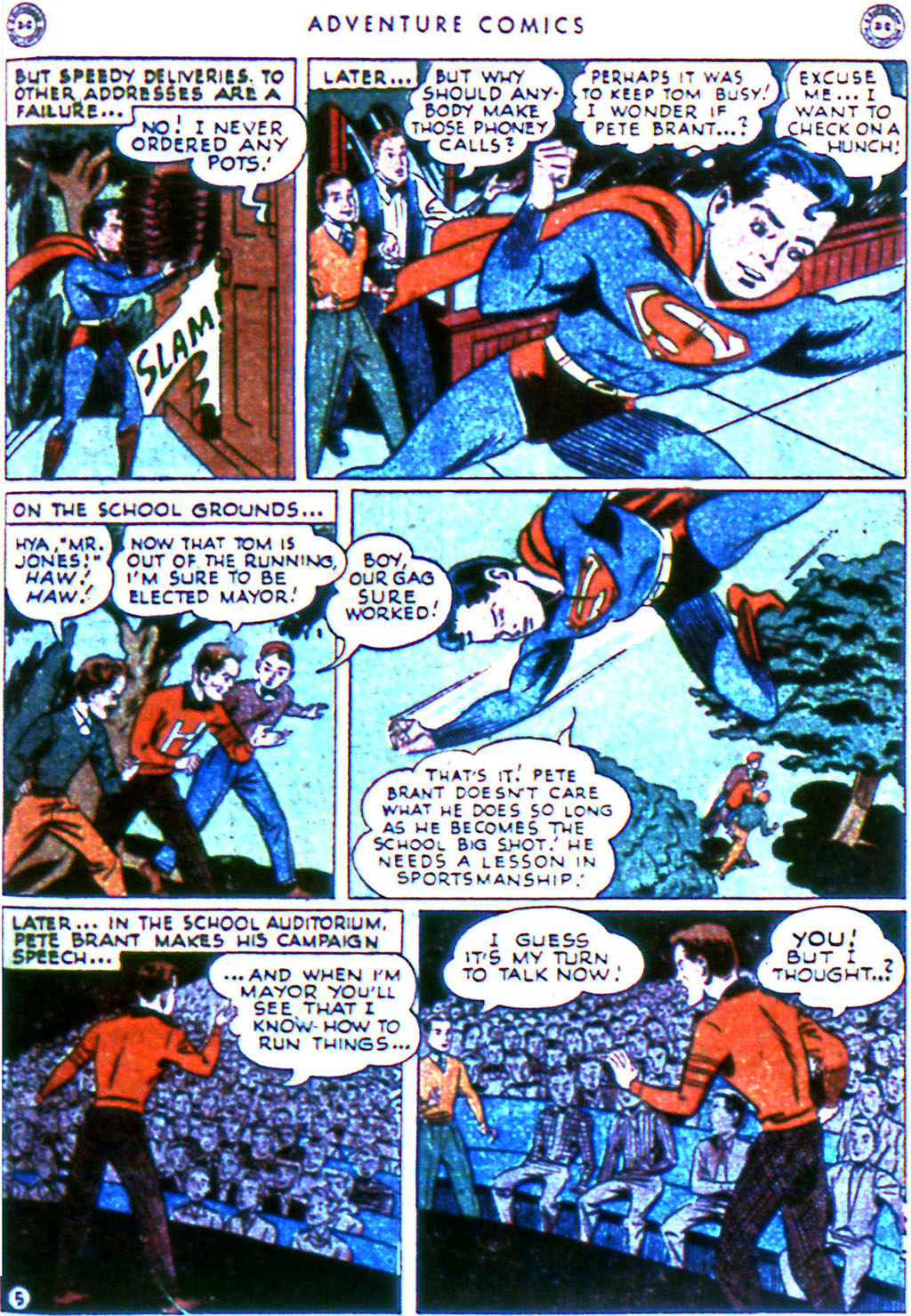 Read online Adventure Comics (1938) comic -  Issue #123 - 7