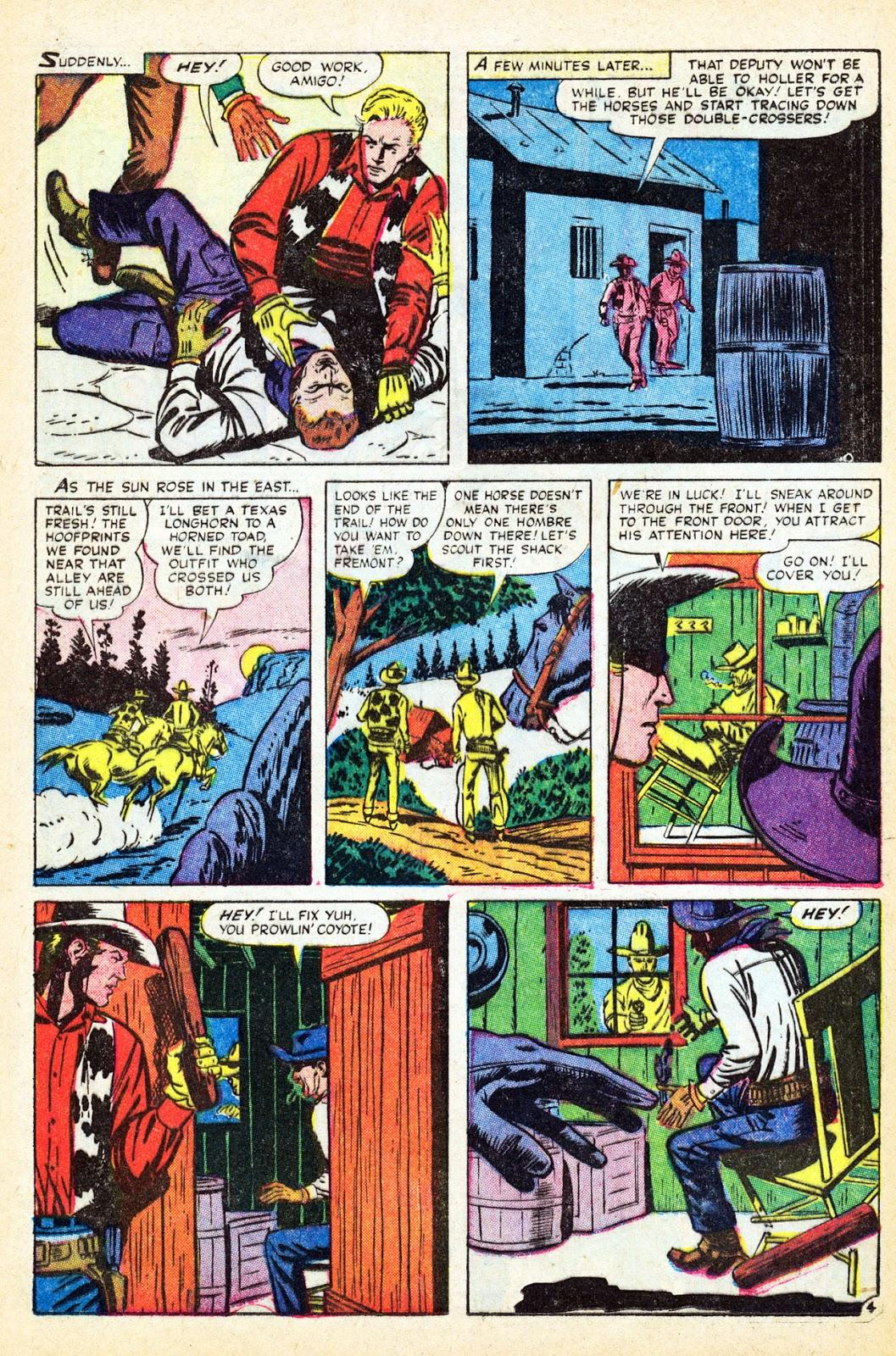 Gunsmoke Western issue 37 - Page 13
