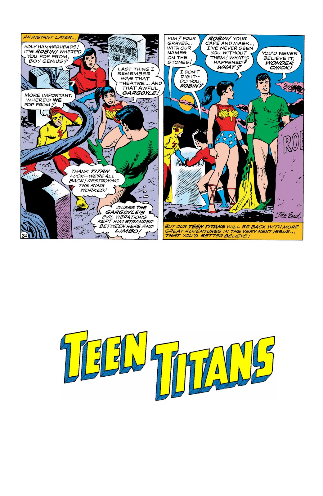 Teen Titans (1966) issue 14 - Page 25