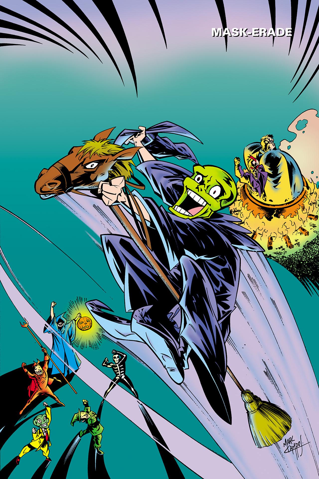 Read online Adventures Of The Mask Omnibus comic -  Issue #Adventures Of The Mask Omnibus Full - 394