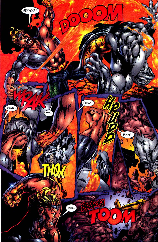 Read online Aquaman (1994) comic -  Issue #57 - 19