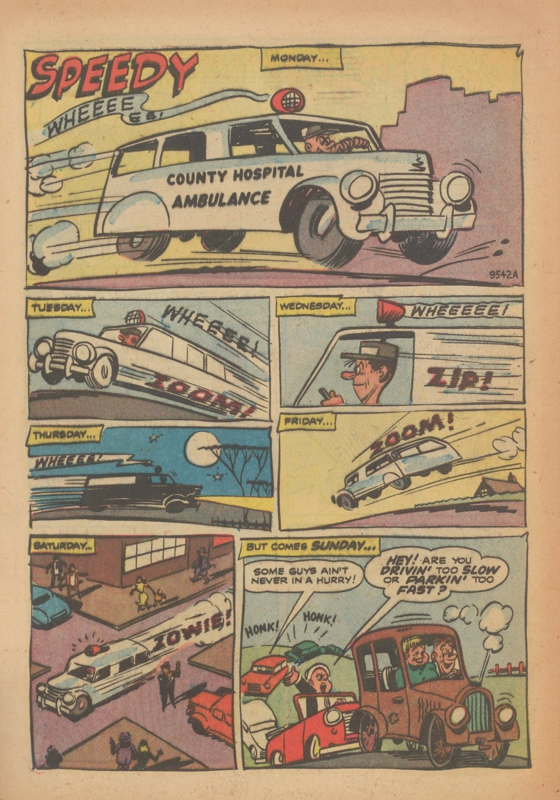 Read online Nellie The Nurse (1945) comic -  Issue #33 - 32