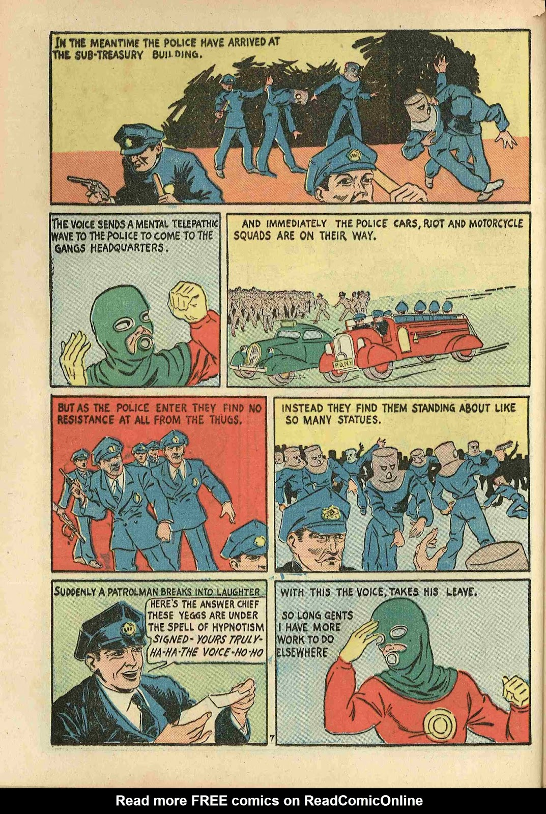 Stars and Stripes Comics issue 2 - Page 52