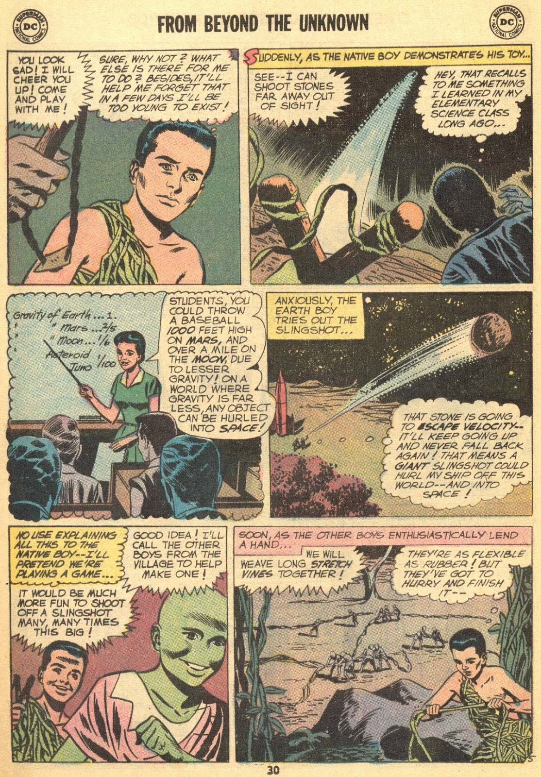 From Beyond the Unknown (1969) issue 9 - Page 32