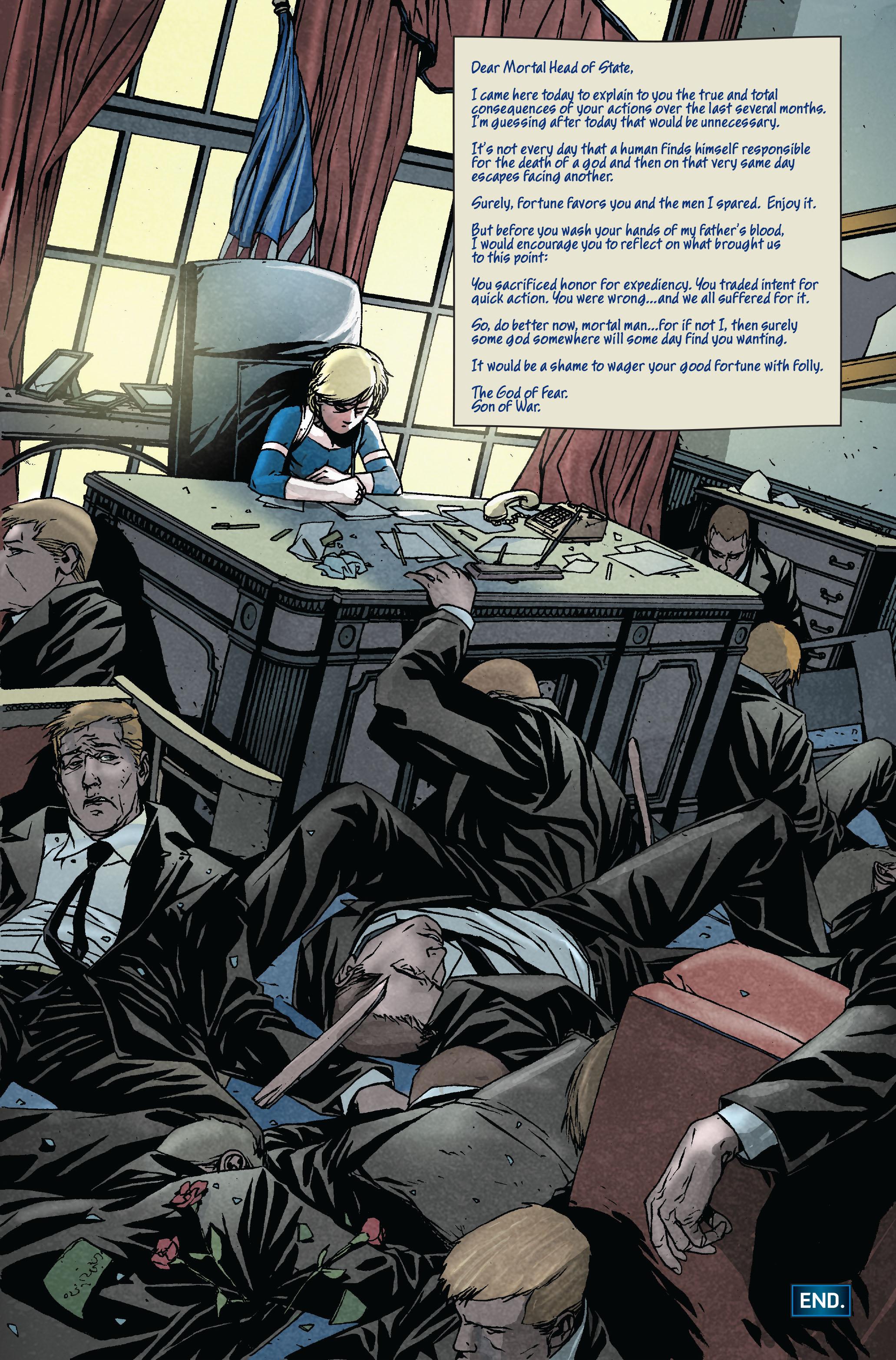 Read online Siege: Secret Warriors comic -  Issue # Full - 24