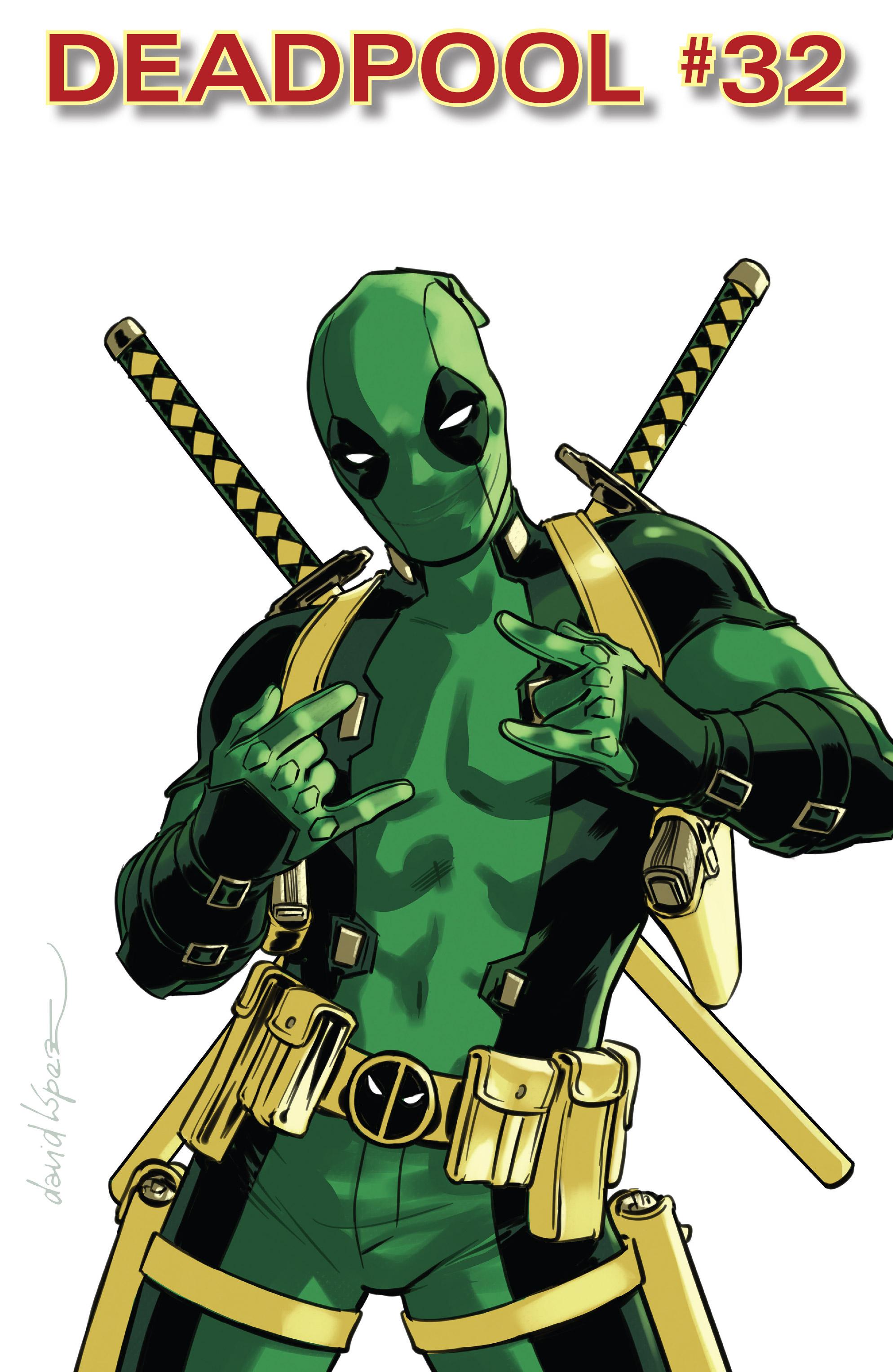 Read online Deadpool (2016) comic -  Issue #31 - 23