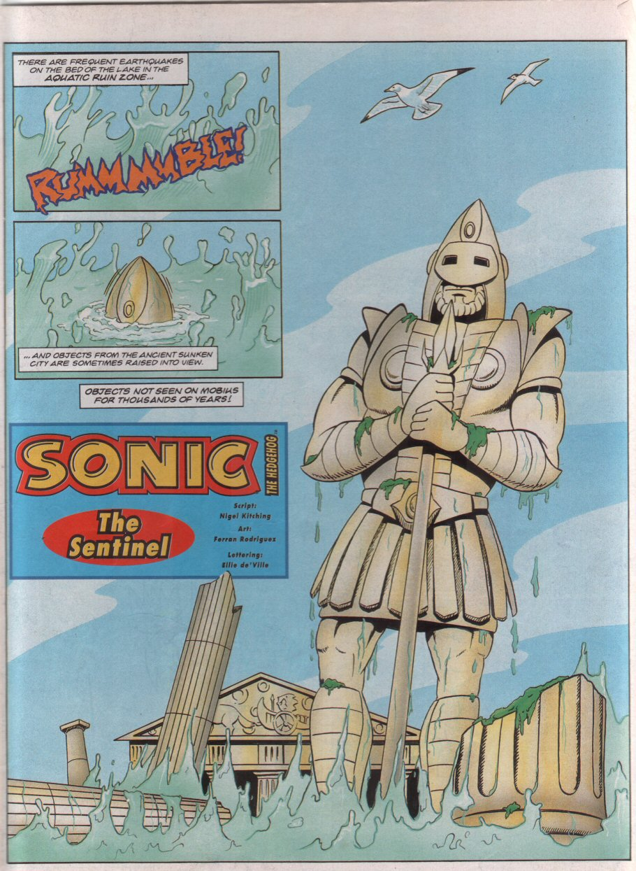 Read online Sonic the Comic comic -  Issue #29 - 3