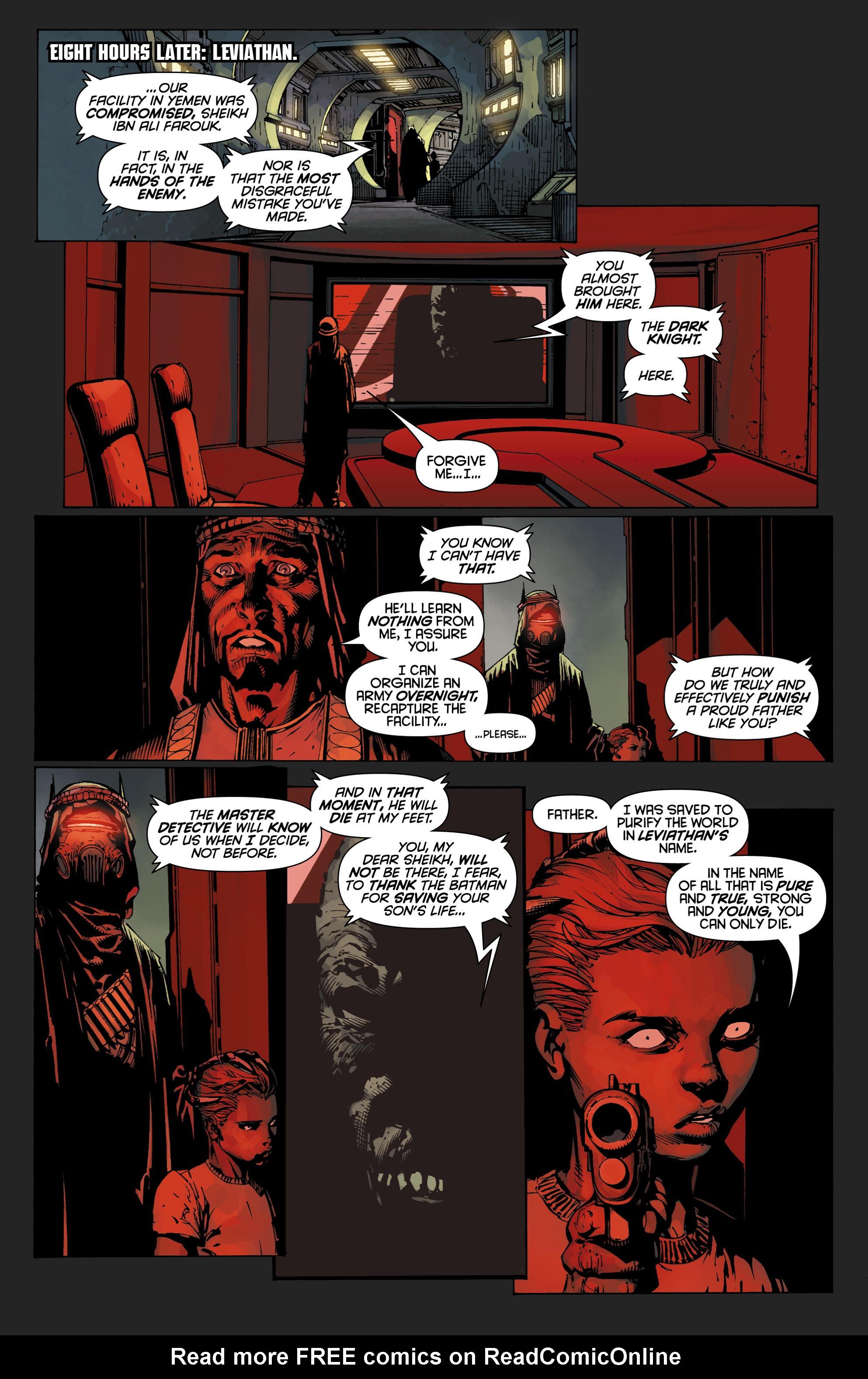 Read online Batman: The Return comic -  Issue # Full - 28