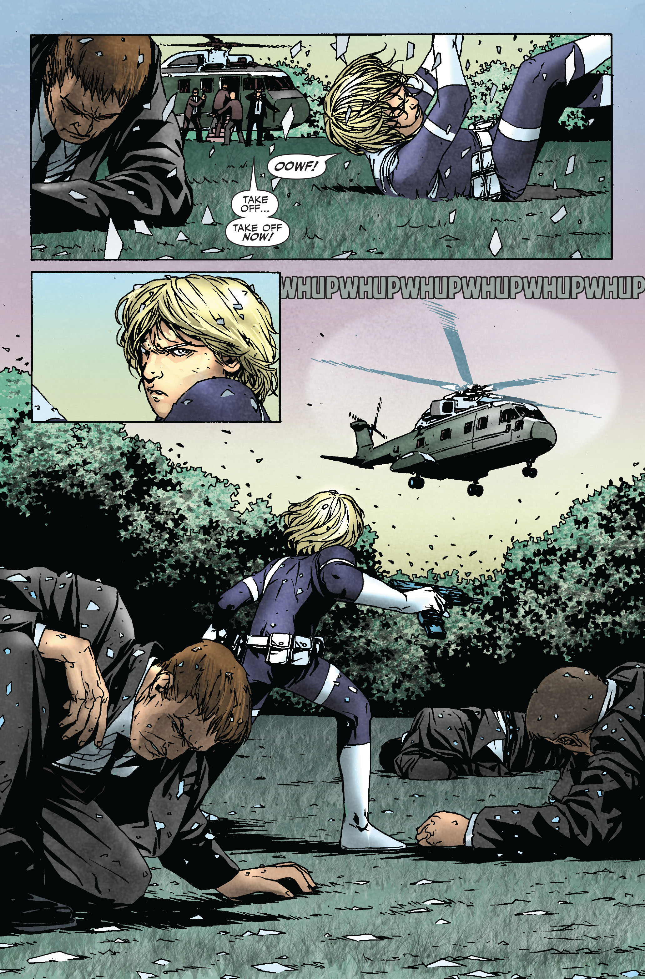 Read online Siege: Secret Warriors comic -  Issue # Full - 22