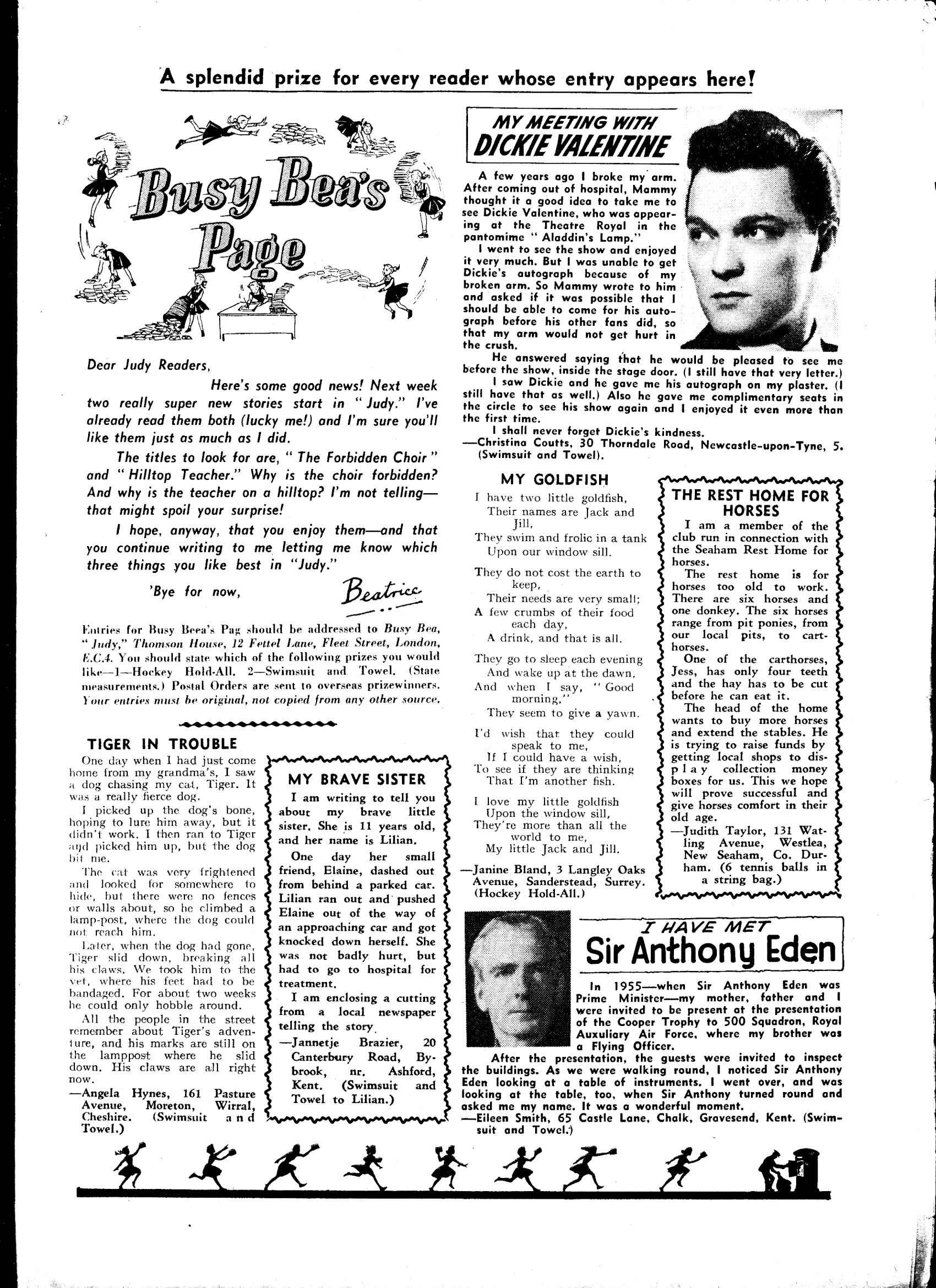 Read online Judy comic -  Issue #46 - 5