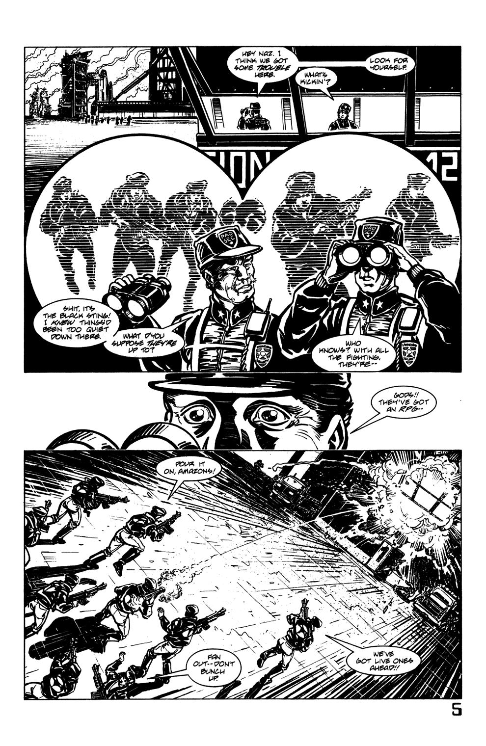 Dark Horse Presents (1986) Issue #37 #42 - English 7