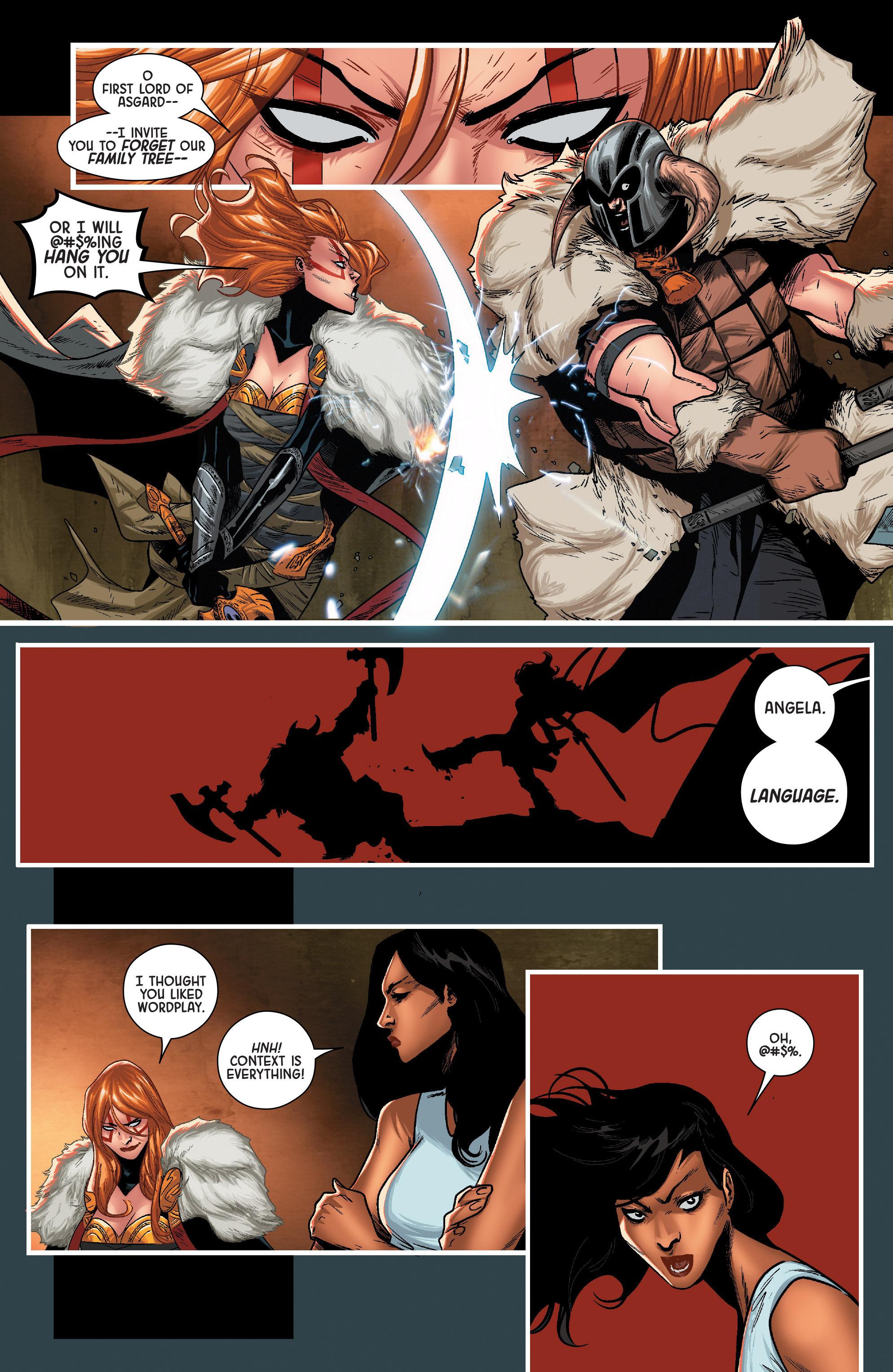 Read online Angela: Queen Of Hel comic -  Issue #4 - 8