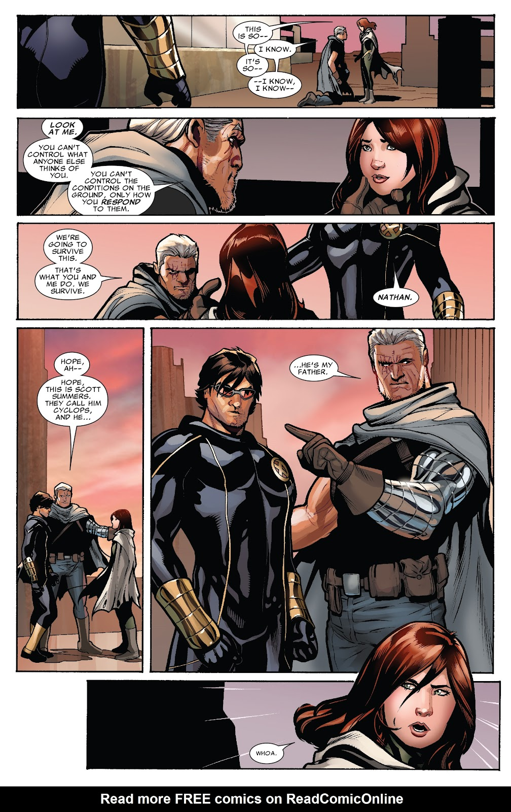 Read online X-Men: Second Coming comic -  Issue # _TPB (Part 2) - 43