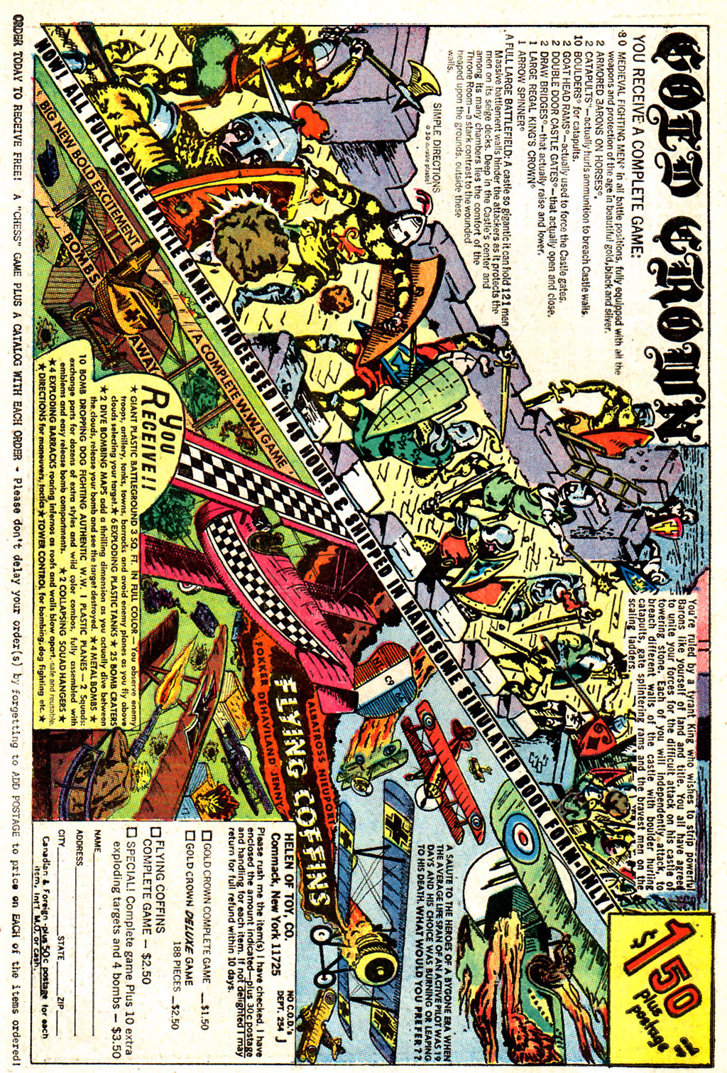 Read online All-Star Western (1970) comic -  Issue #7 - 50