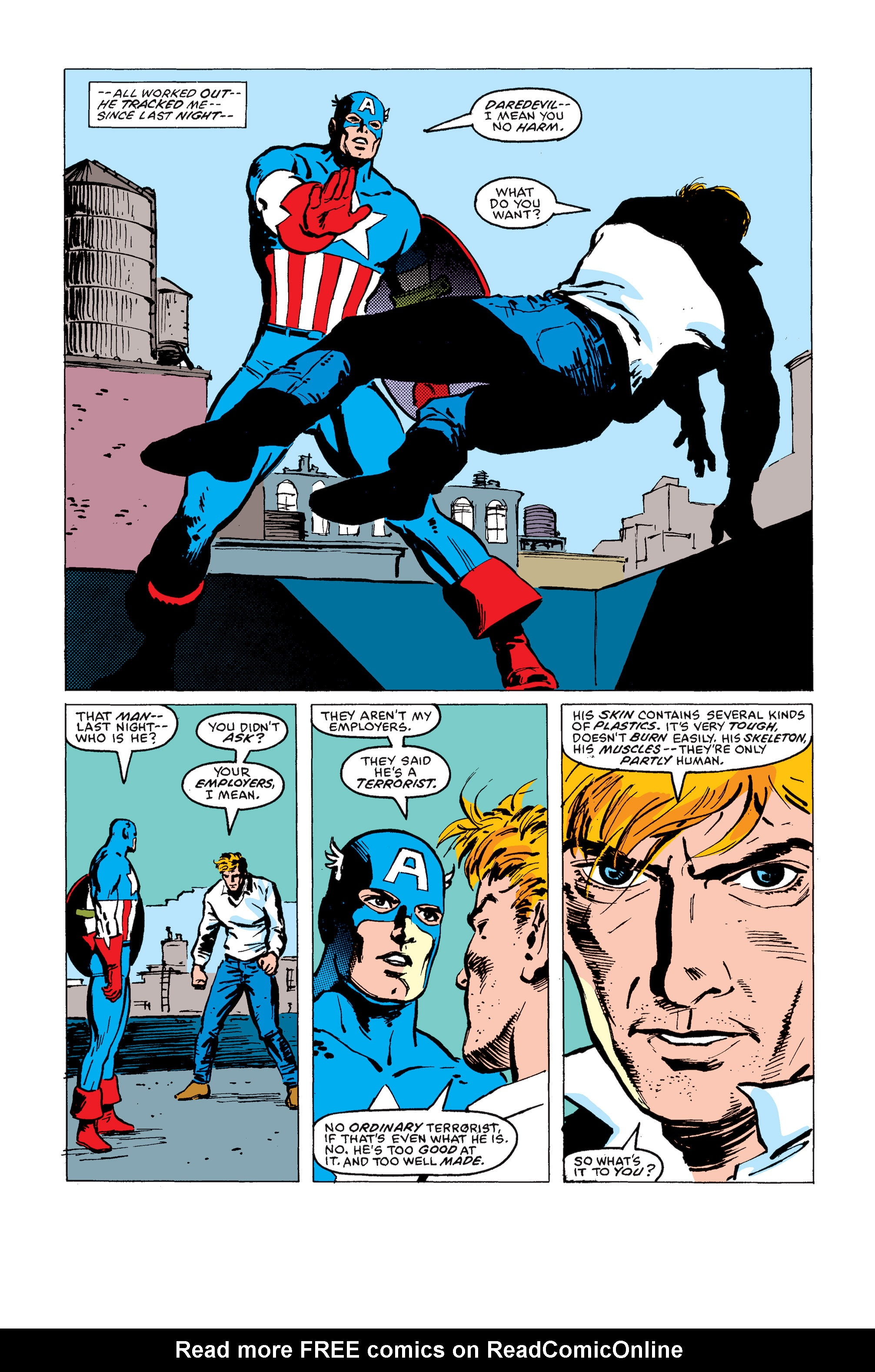 Read online Daredevil: Born Again comic -  Issue # Full - 183
