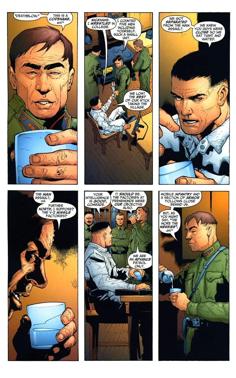 Read online Team Zero comic -  Issue #4 - 9