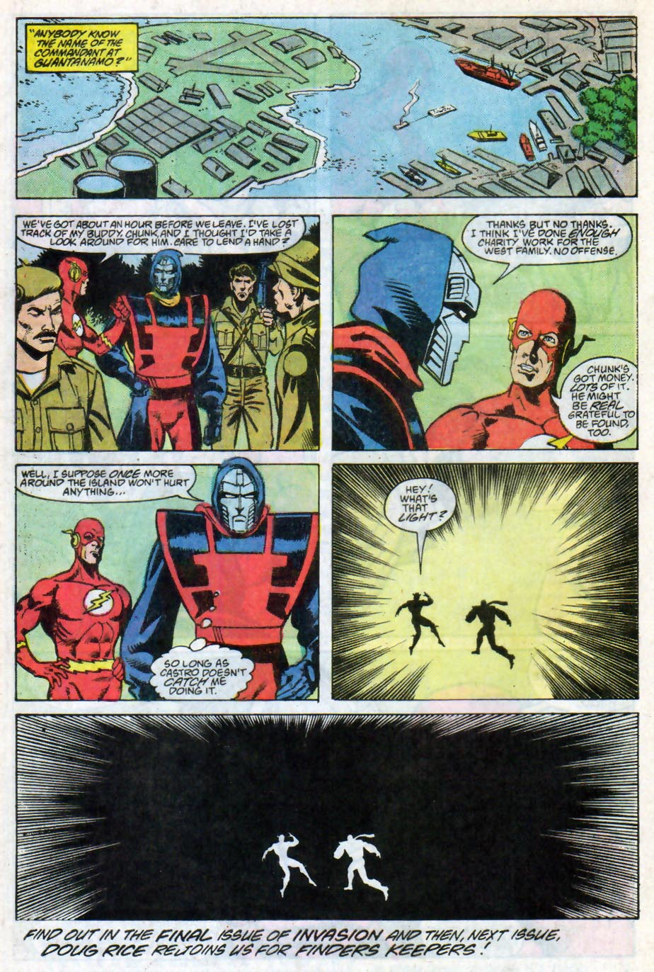 Manhunter (1988) issue 9 - Page 23